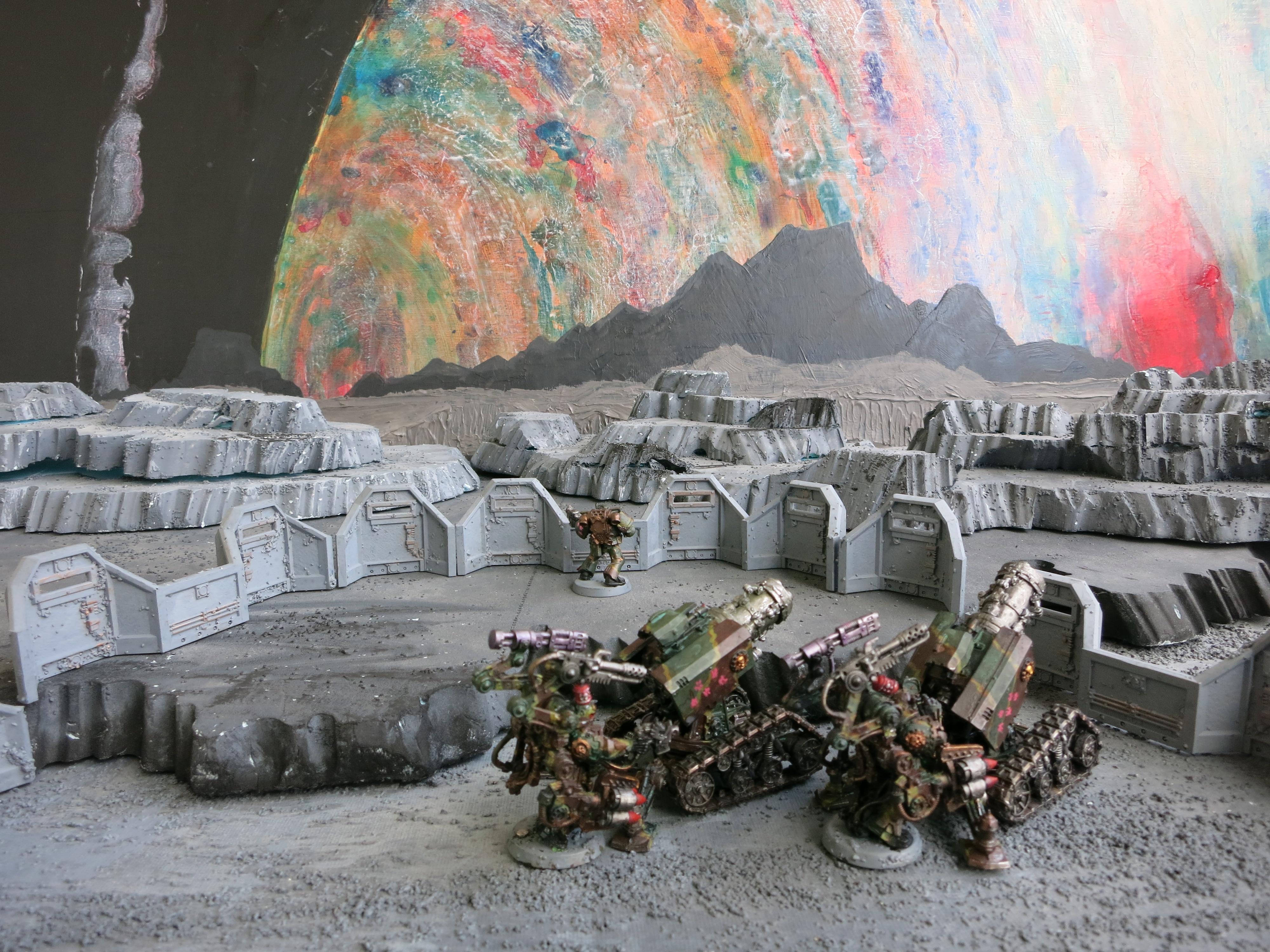 Camouflage, Thunderfire Cannon