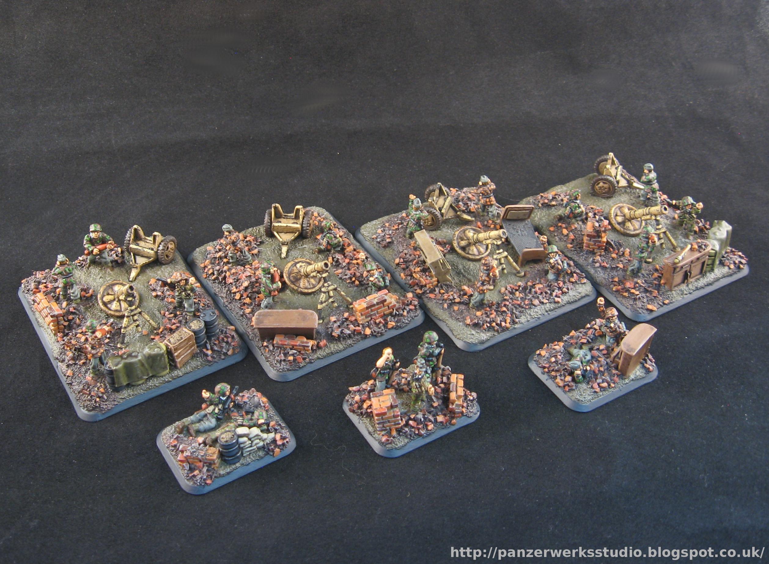 120mm, 120mm Mortar, Arnhem, Panzerwerksstudio, Panzerwerks_studio, Waffen Ss