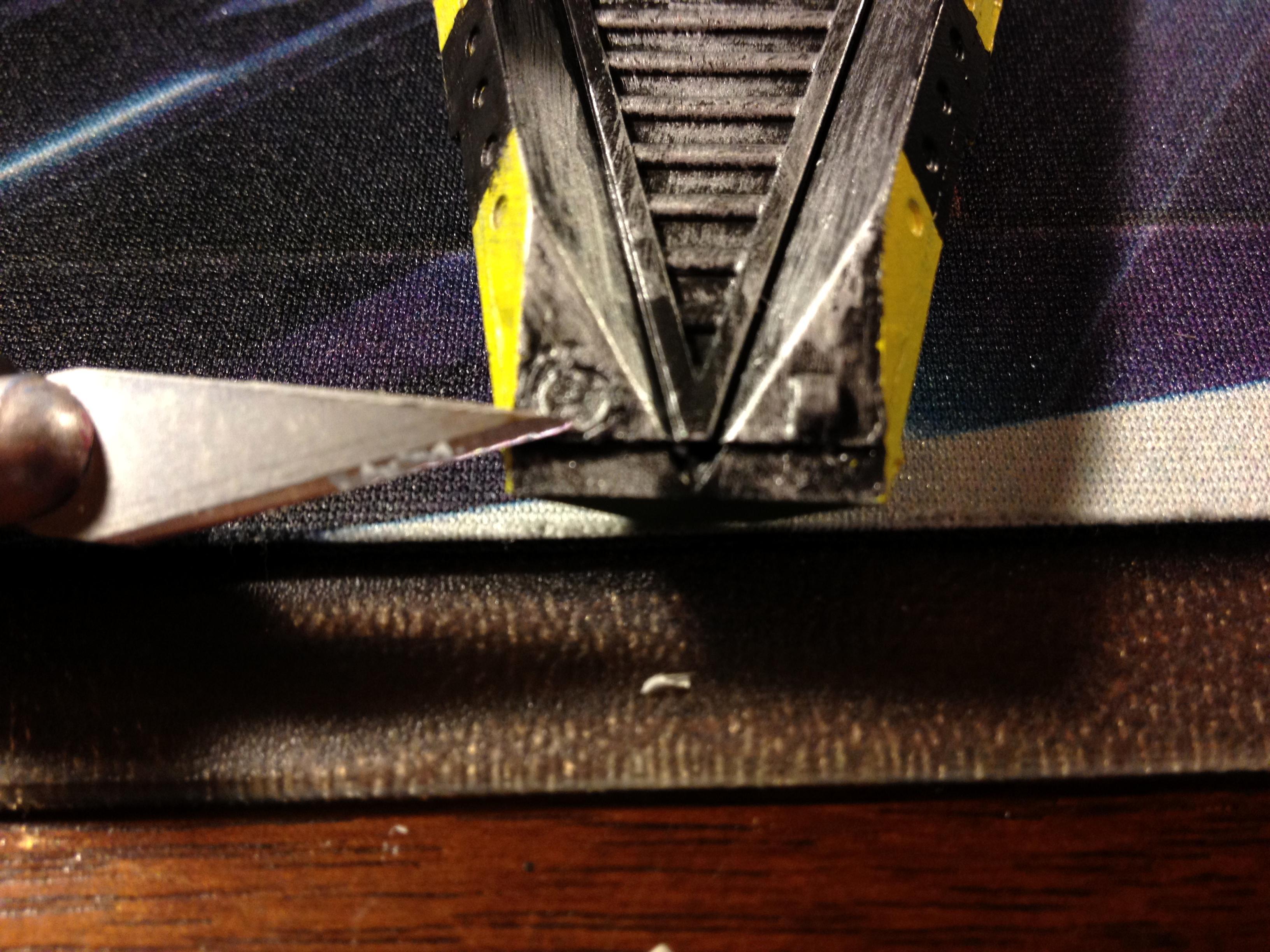 Drop Pod Door Magnet