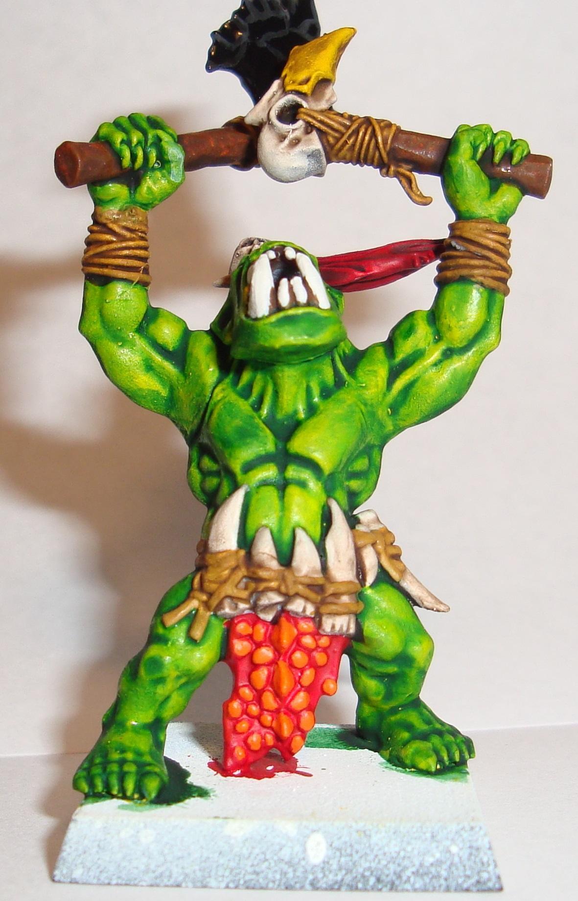 Goblins, Night Goblins, Orcs, Savage Orcs, Warhammer Fantasy