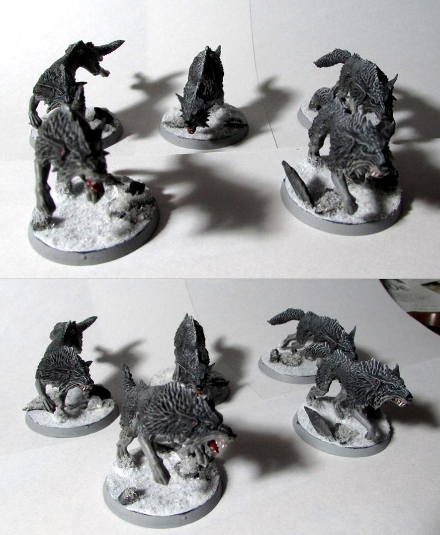 Fenrisian Wolves, Space Wolves, Sw, Wolf