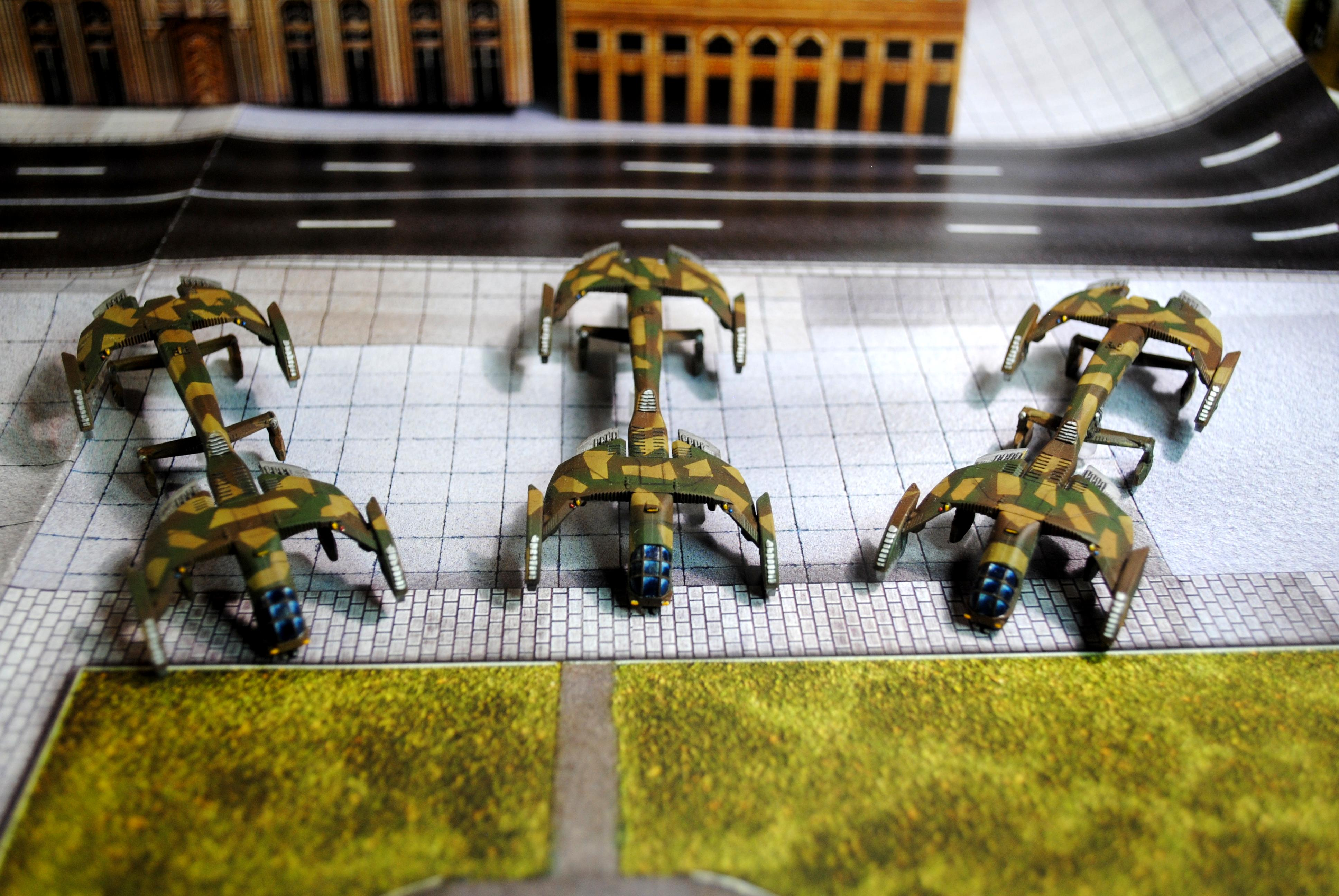 Dropzone Commander, Dzc, Ucm