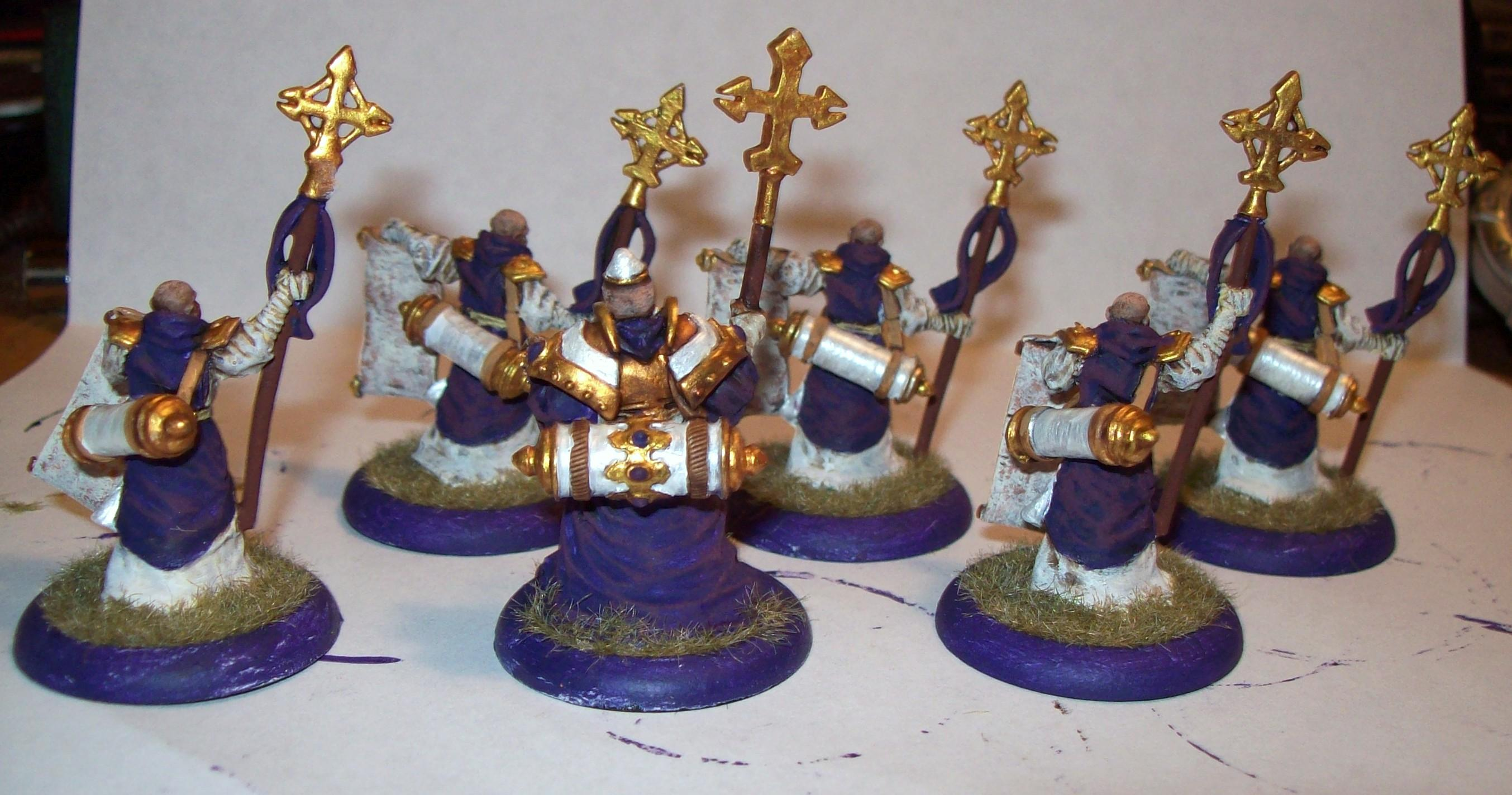 Choir, Protectorate Of Menoth, Warmachine