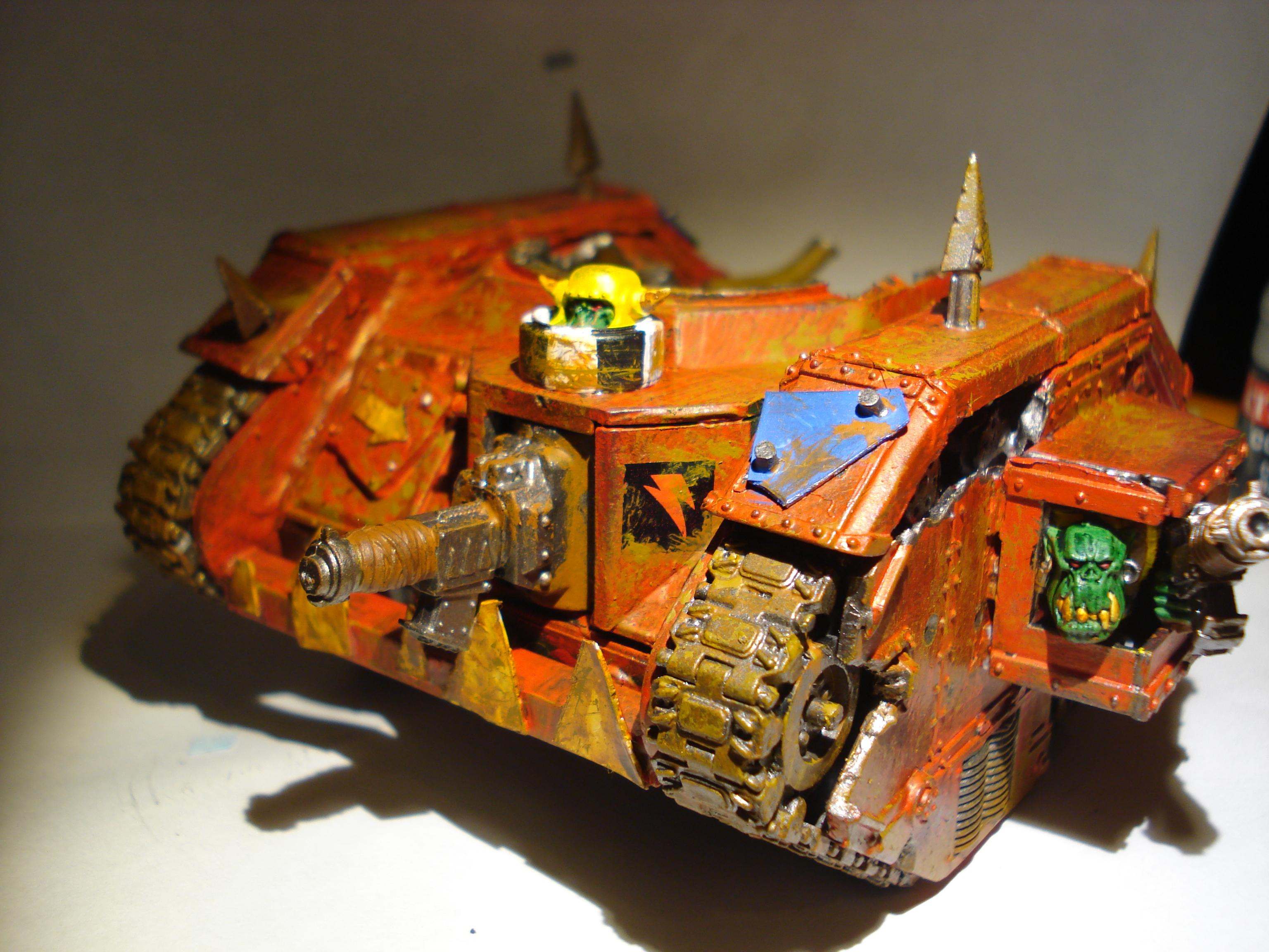 Looted Wagon, Orks, ork looted t