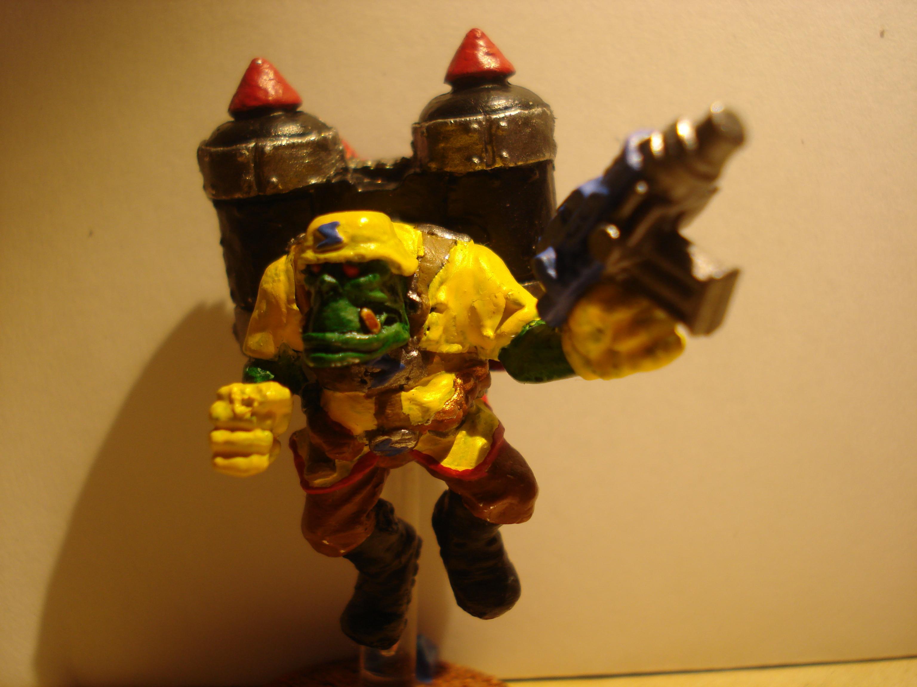 Ork Stormboy, Orks, ork stormboy