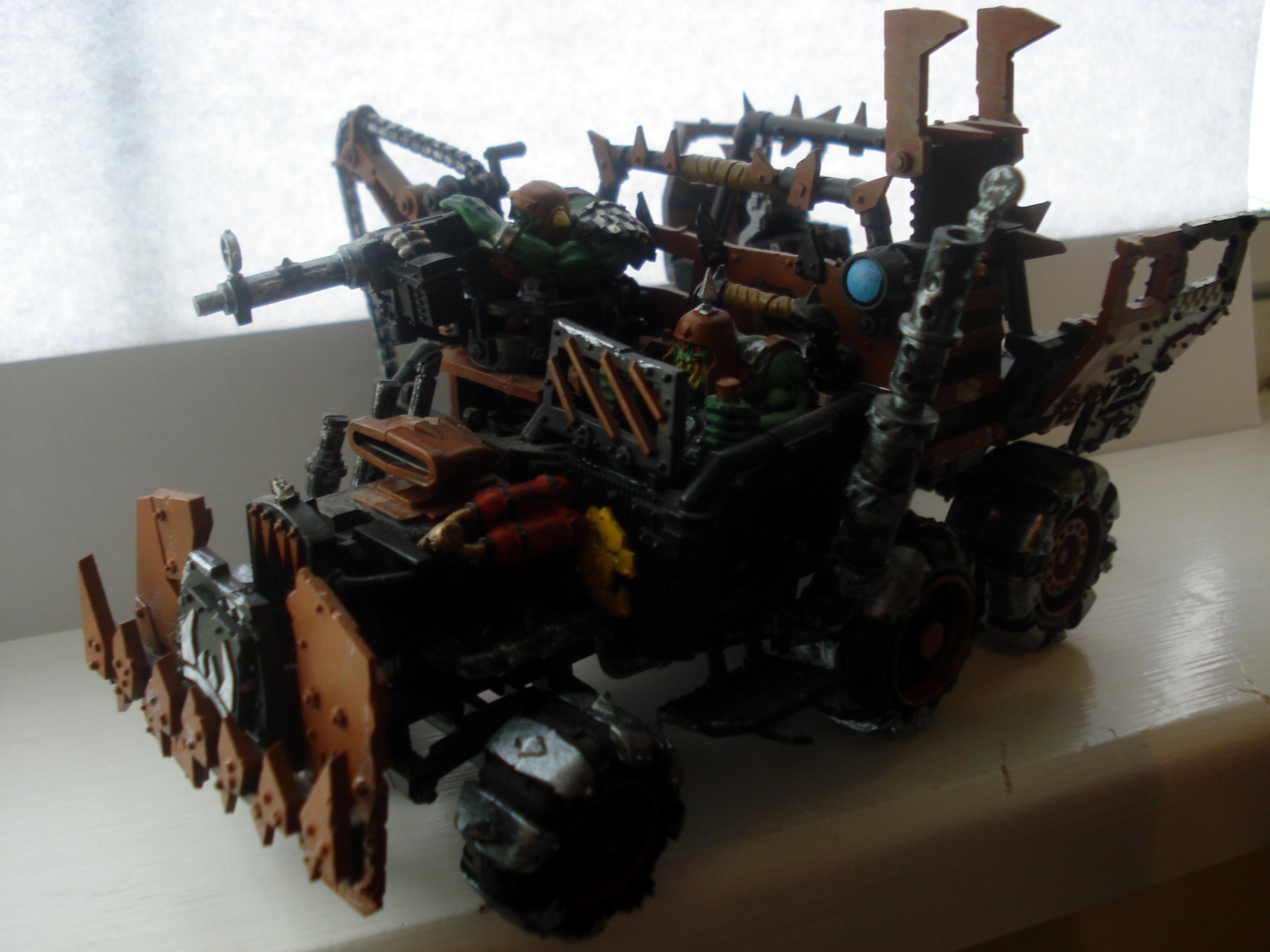 Ork Truck, Ork Trukk, Orks