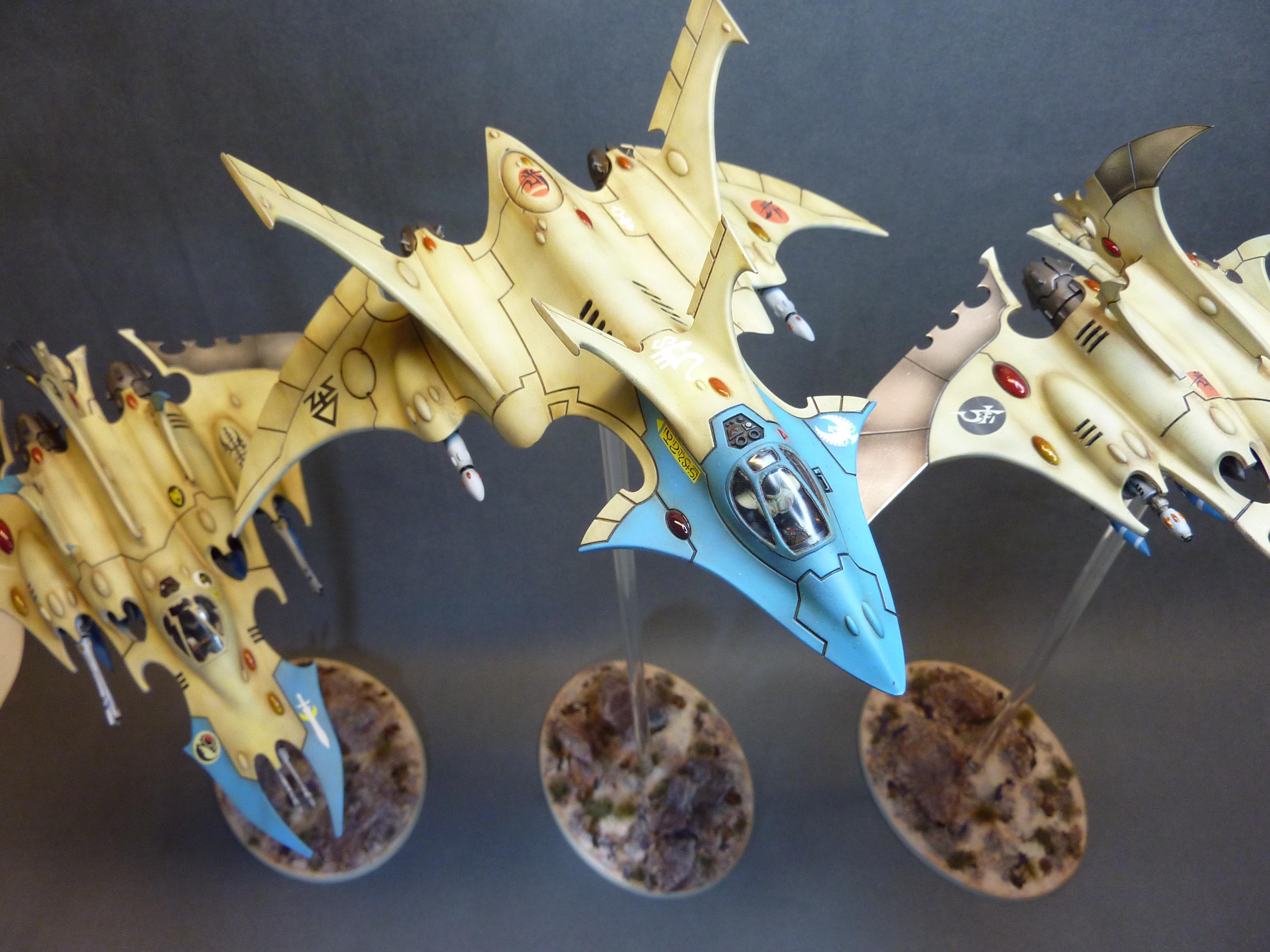 Dark Eldar, Eldar, Razorwing, Wraithfighter