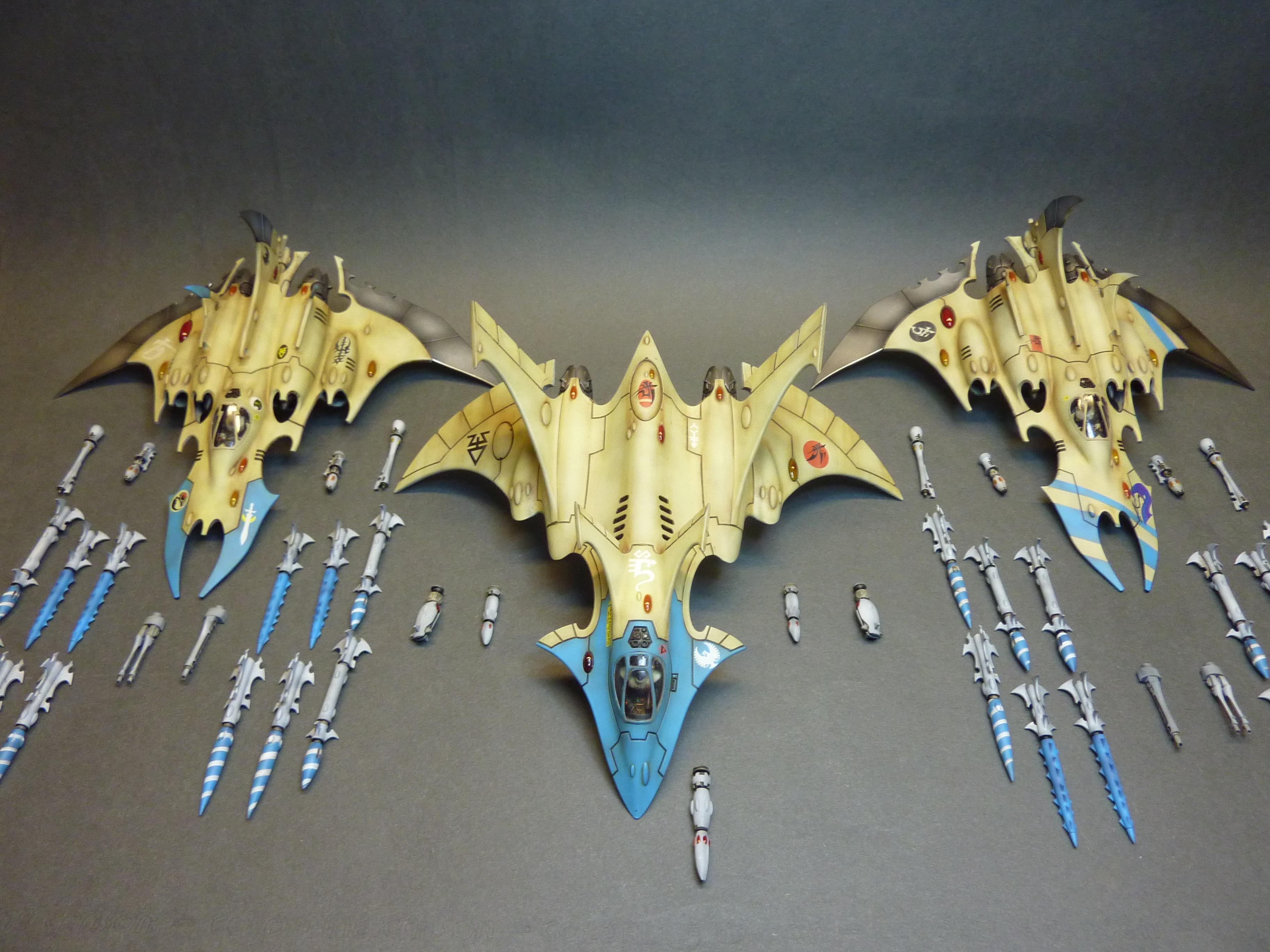 Eldar, Flyer, Jets, Warhammer 40,000