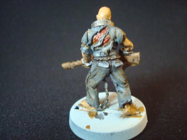 Imperial Guard, Penal Legion, Victoria Miniatures, Warhammer 40,000