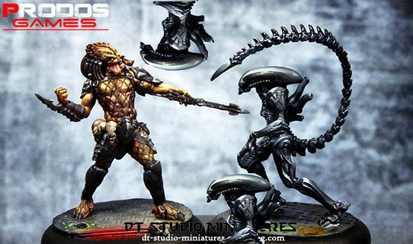 Aliens, Avp, Predator