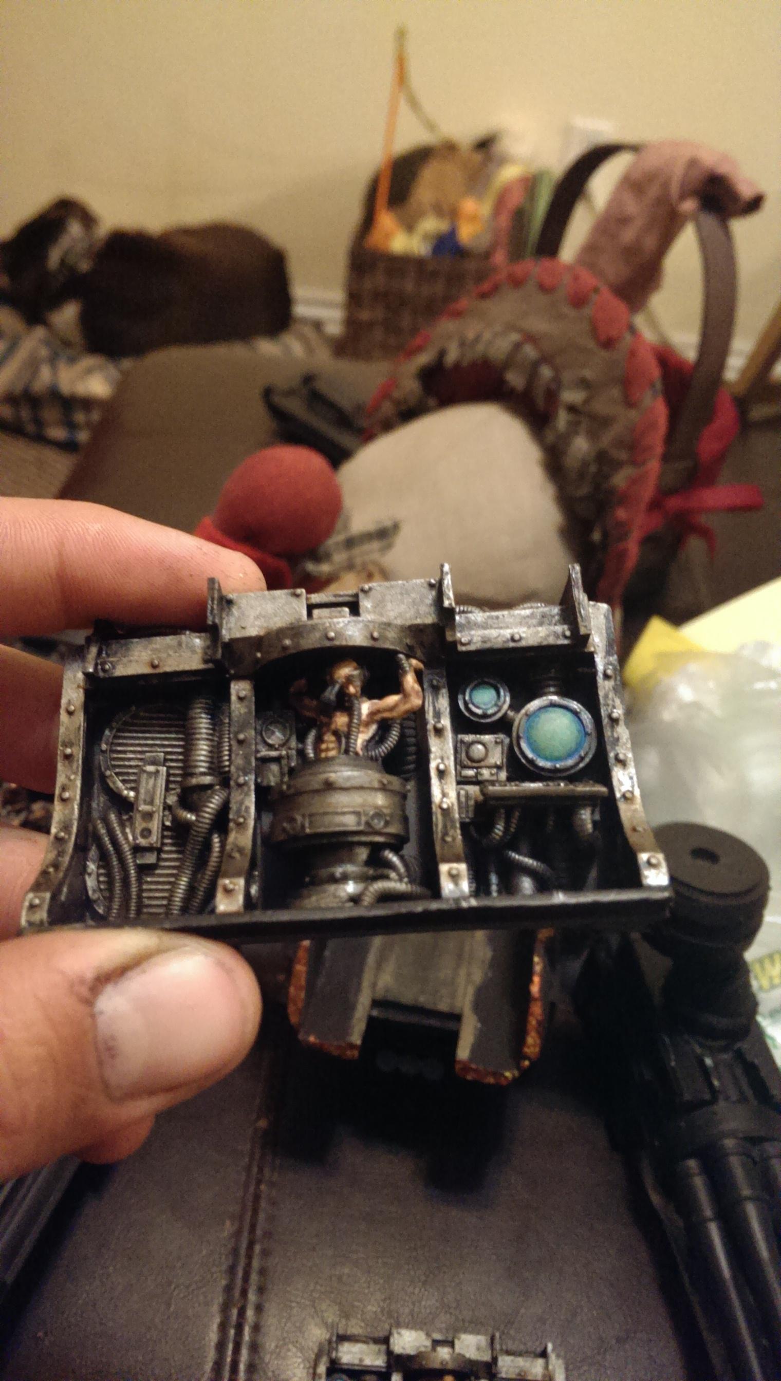 Death Korps of Krieg, Reaver, Servitors, Titan