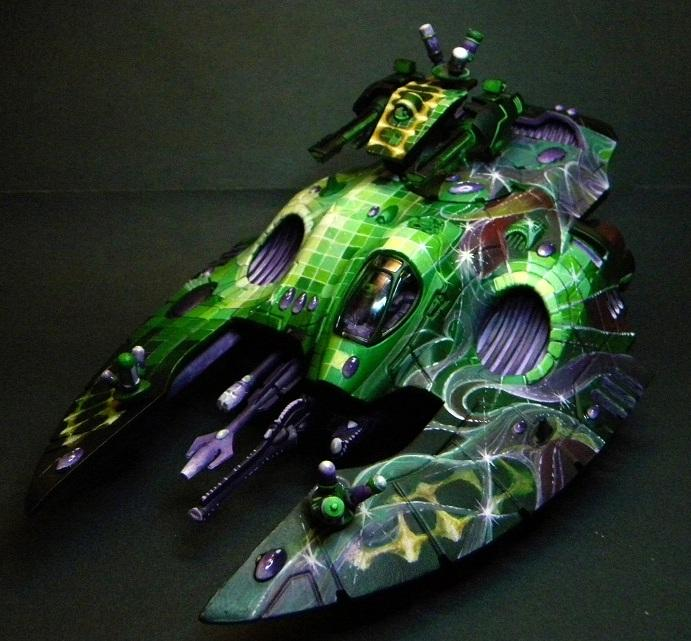Awesome, Eldar, Falcon