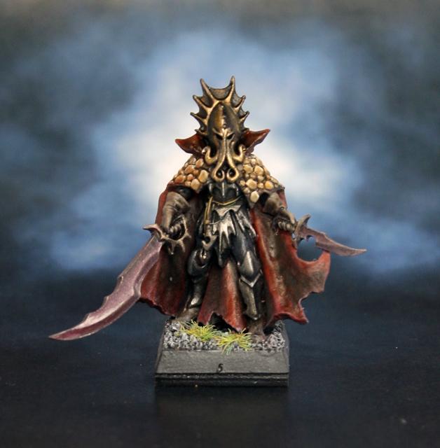 Corsairs, Cthulu, Dark Elves, Games Workshop, Warhammer Fantasy, Wfb