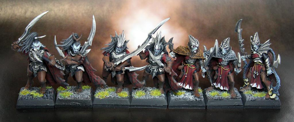 Corsairs, Dark Elves, Games Workshop, Warhammer Fantasy, Wfb
