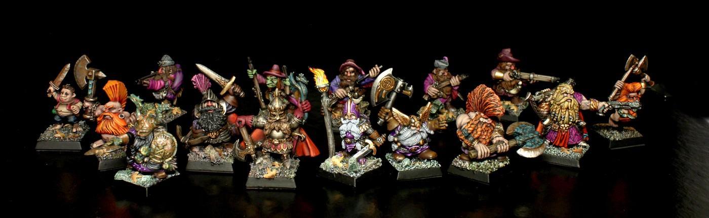 Adventurer, Alcoholic, City, Damned, Dwarves, Mordheim, Purple, Seeker, Treasure