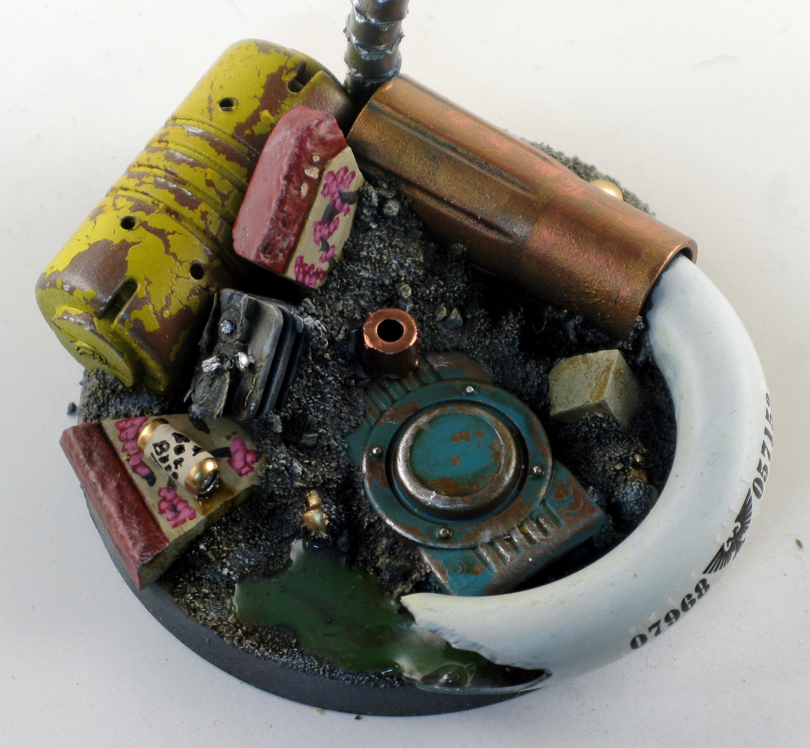 Contest, Junk, Weathered