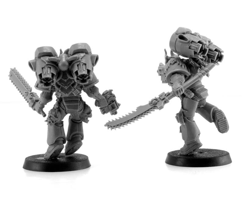 Forge World, Horus Heresy, Night Raptors, Warhammer 40,000