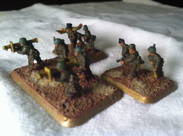 Flames Of War, Germans, Grenadier