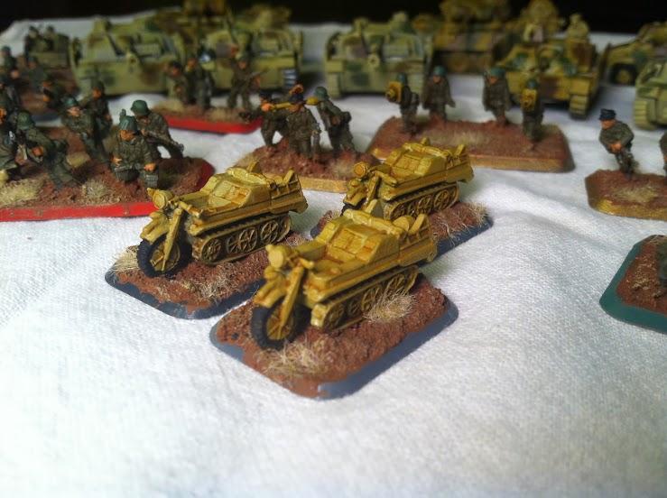 Flames Of War, Germans, Grenadier