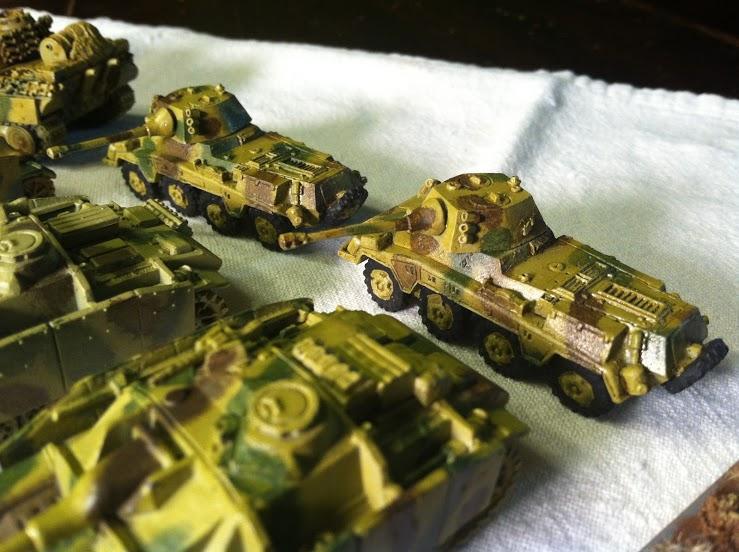 Flames Of War, Germans, Grenadier, Puma