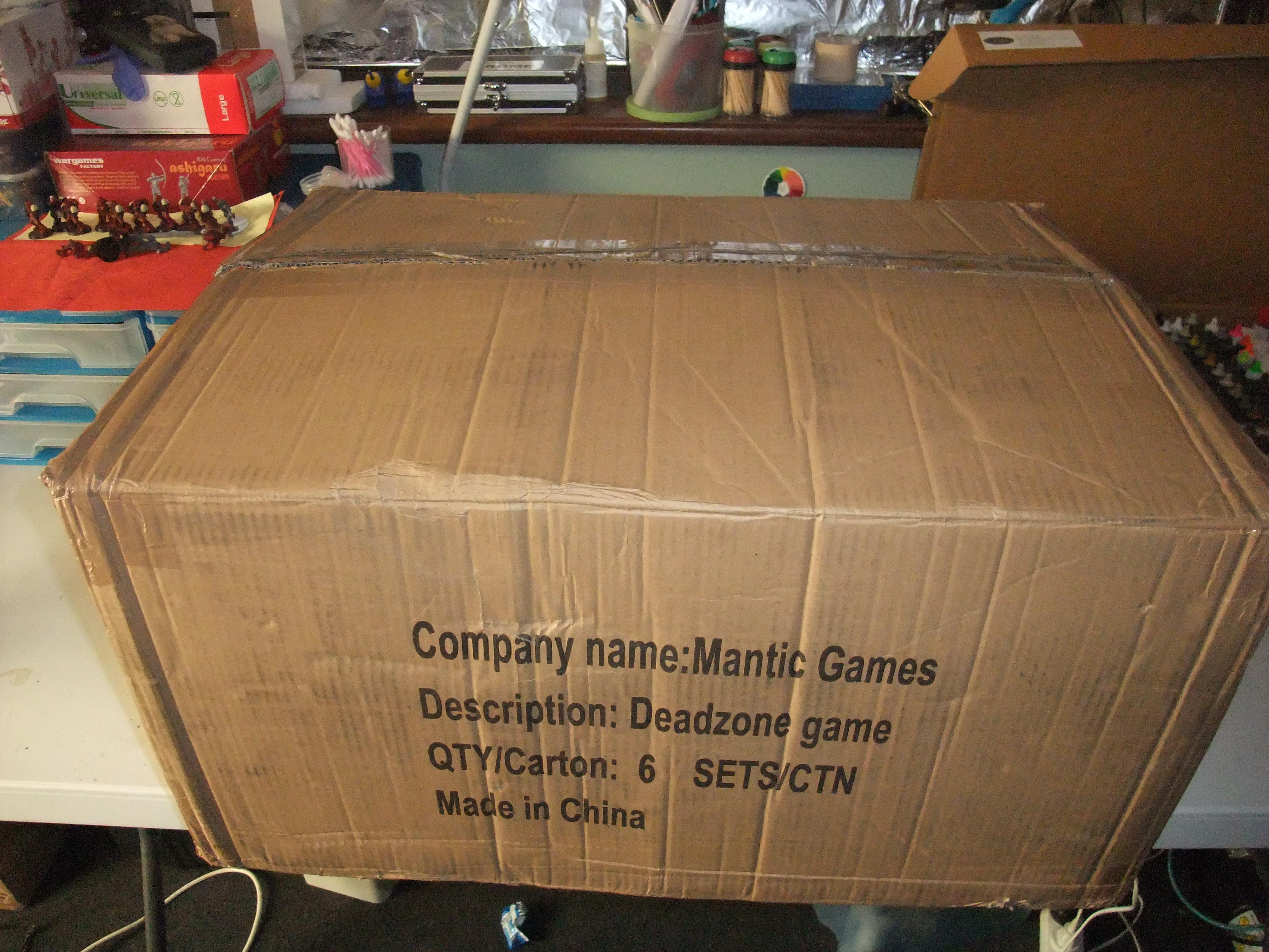 Deadzone wave 1 box