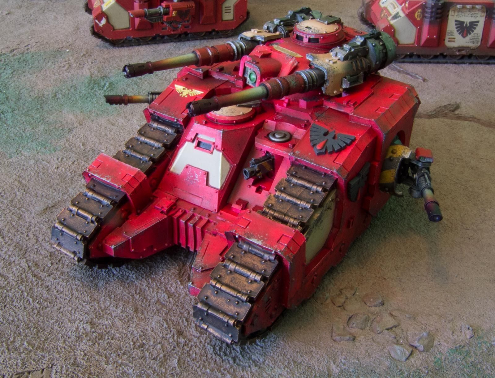 Horus Heresy, Sicaran Battle Tank, Space Marines, Warhammer 40,000