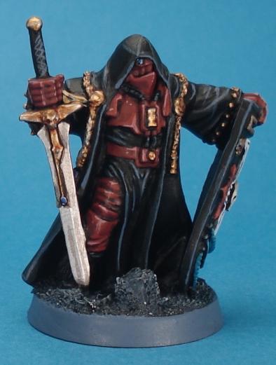 Crusader, Grey Knights, Henchman, Inquisitor, Retinue