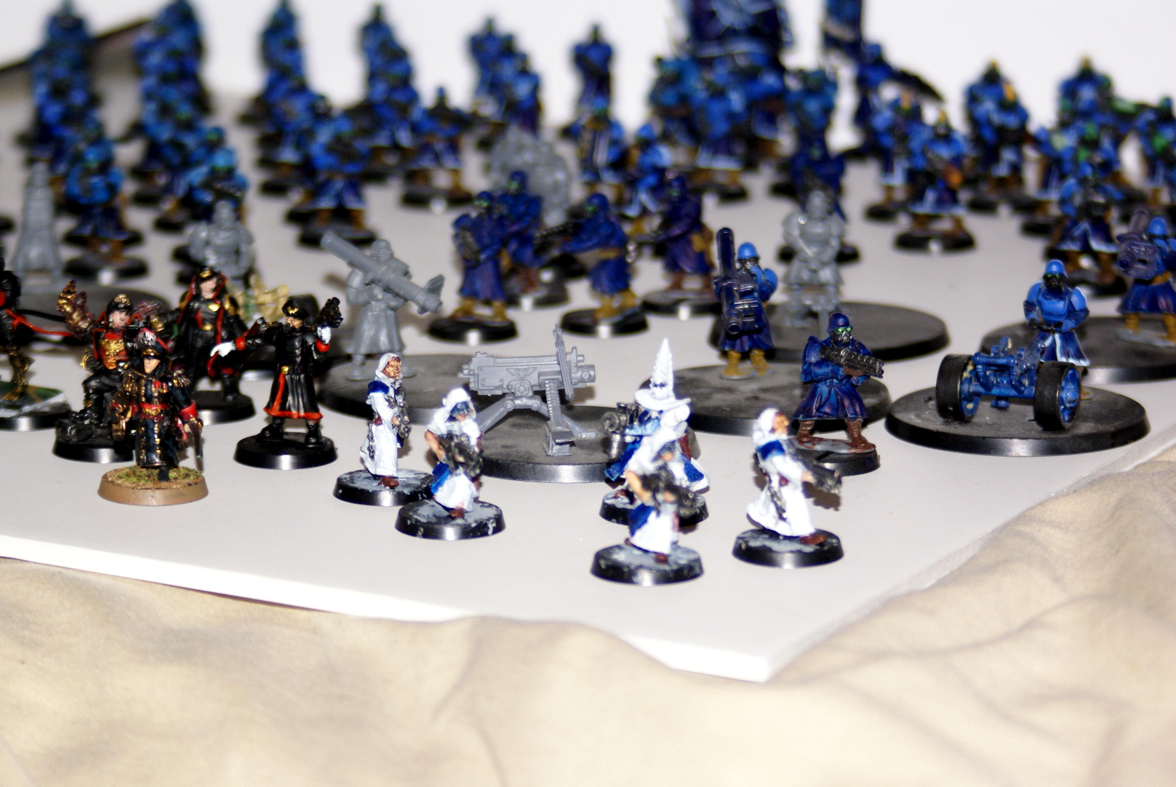 Podat's Imperial Guard - WGF House Guard