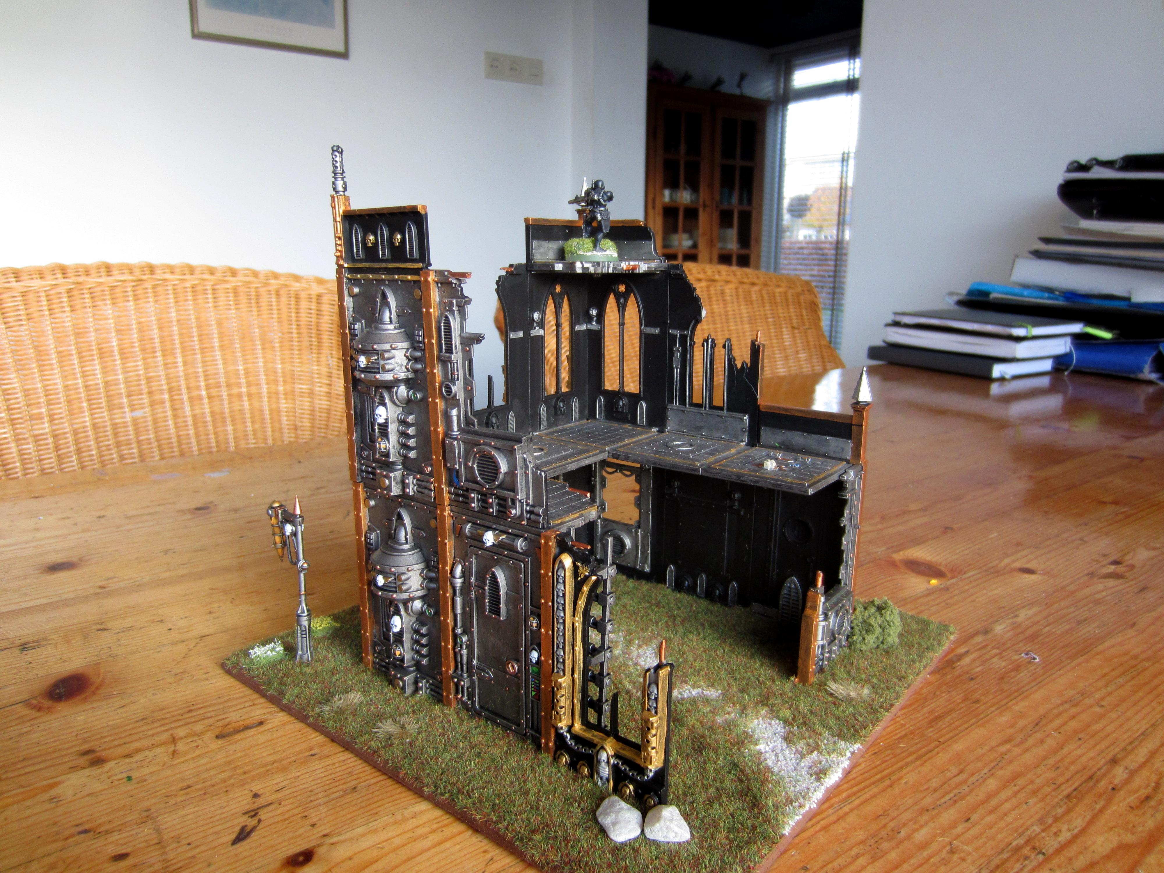 Games Workshop, Imperial Sector, Ruin, Terrain