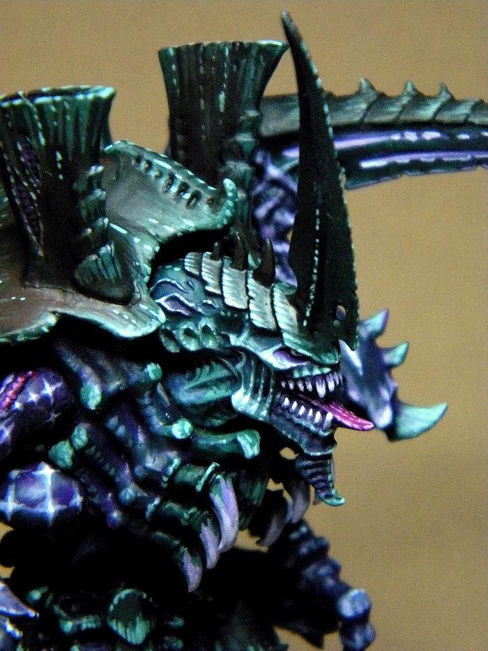 Alien, Black, Hive Tyrant