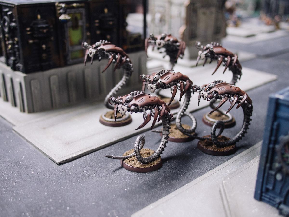 Necron Wraiths