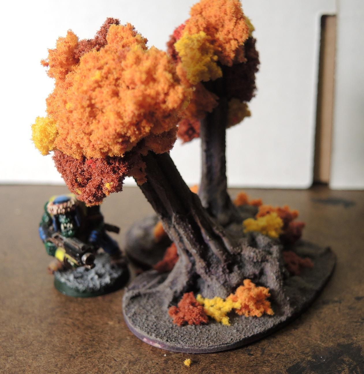 Alien Jungle, Autumn, Commission, Commissions, Terrain, Waaazag