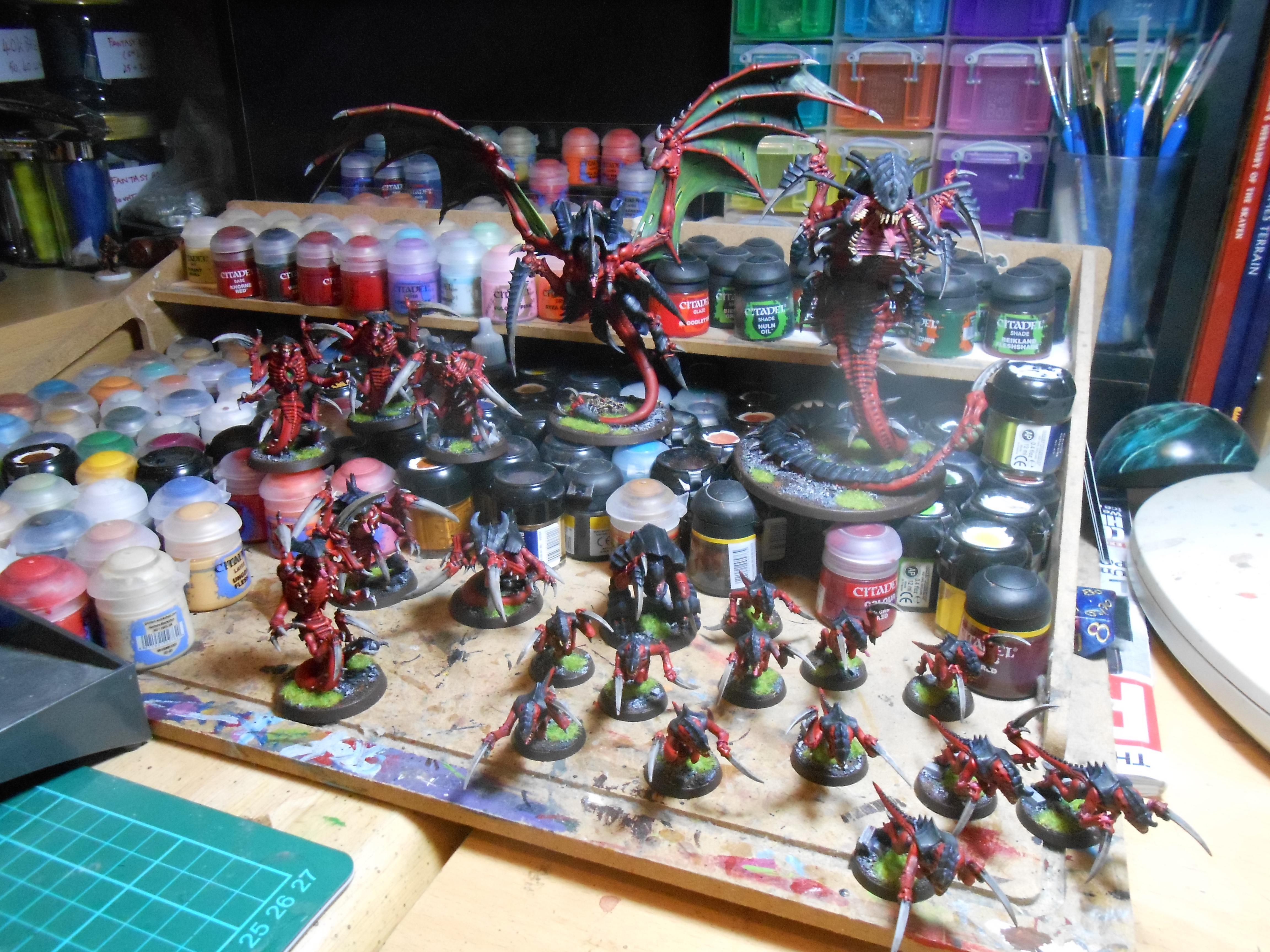 Tyranids, Warhammer 40'000, Warhammer 40,000