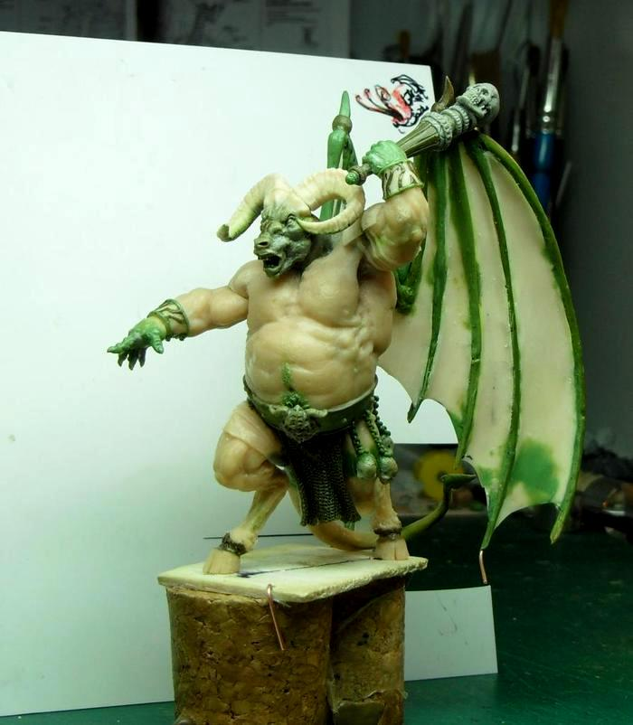 Daemon Prince, Daemons, Dungeons And Dragons, Orcus, Undead