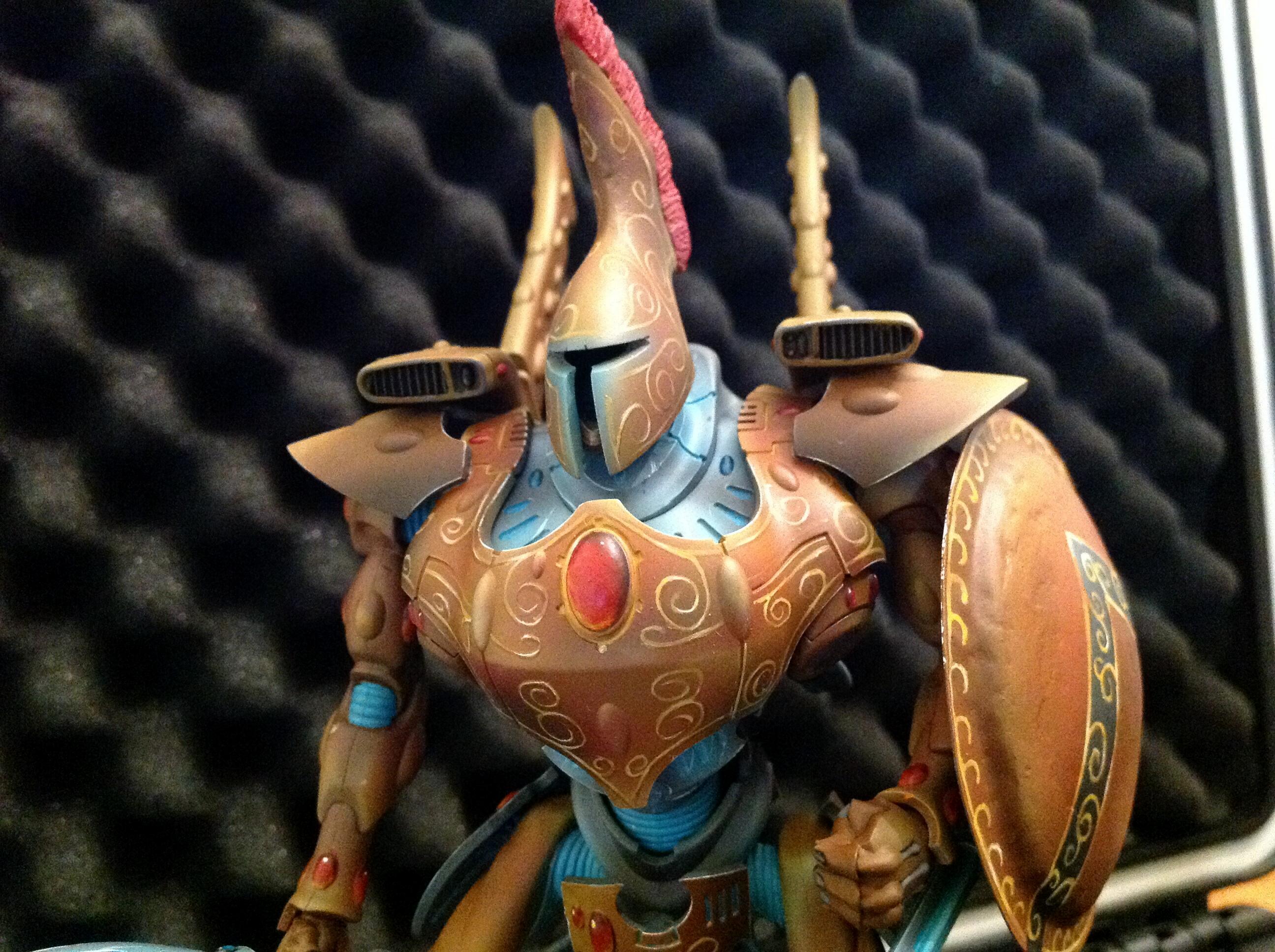 Wraith Knight, Spartan wraith knight