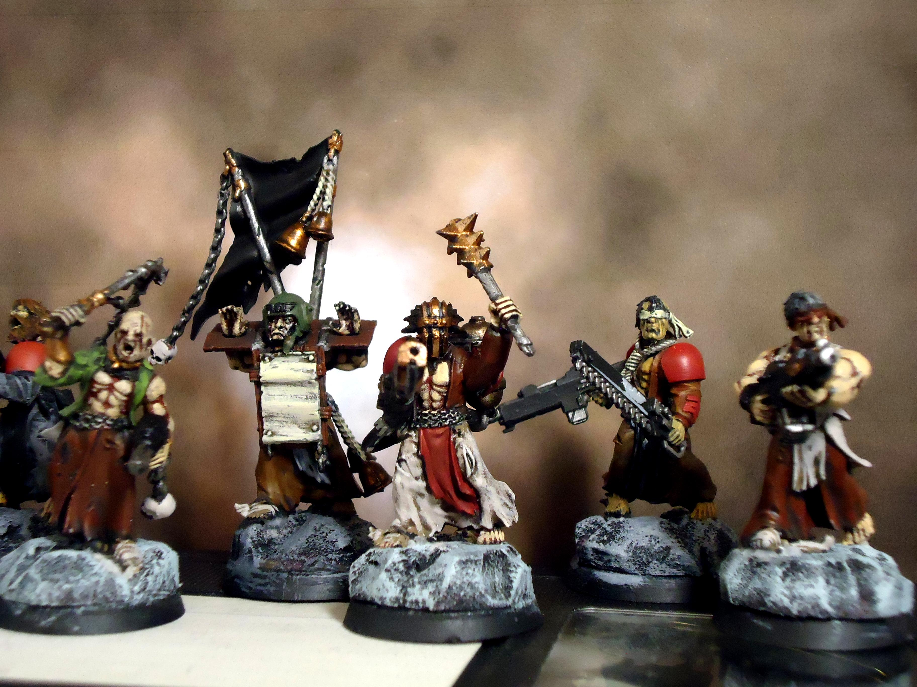 Chaos, Conversion, Cultists, Flaggelants, Word Bearers