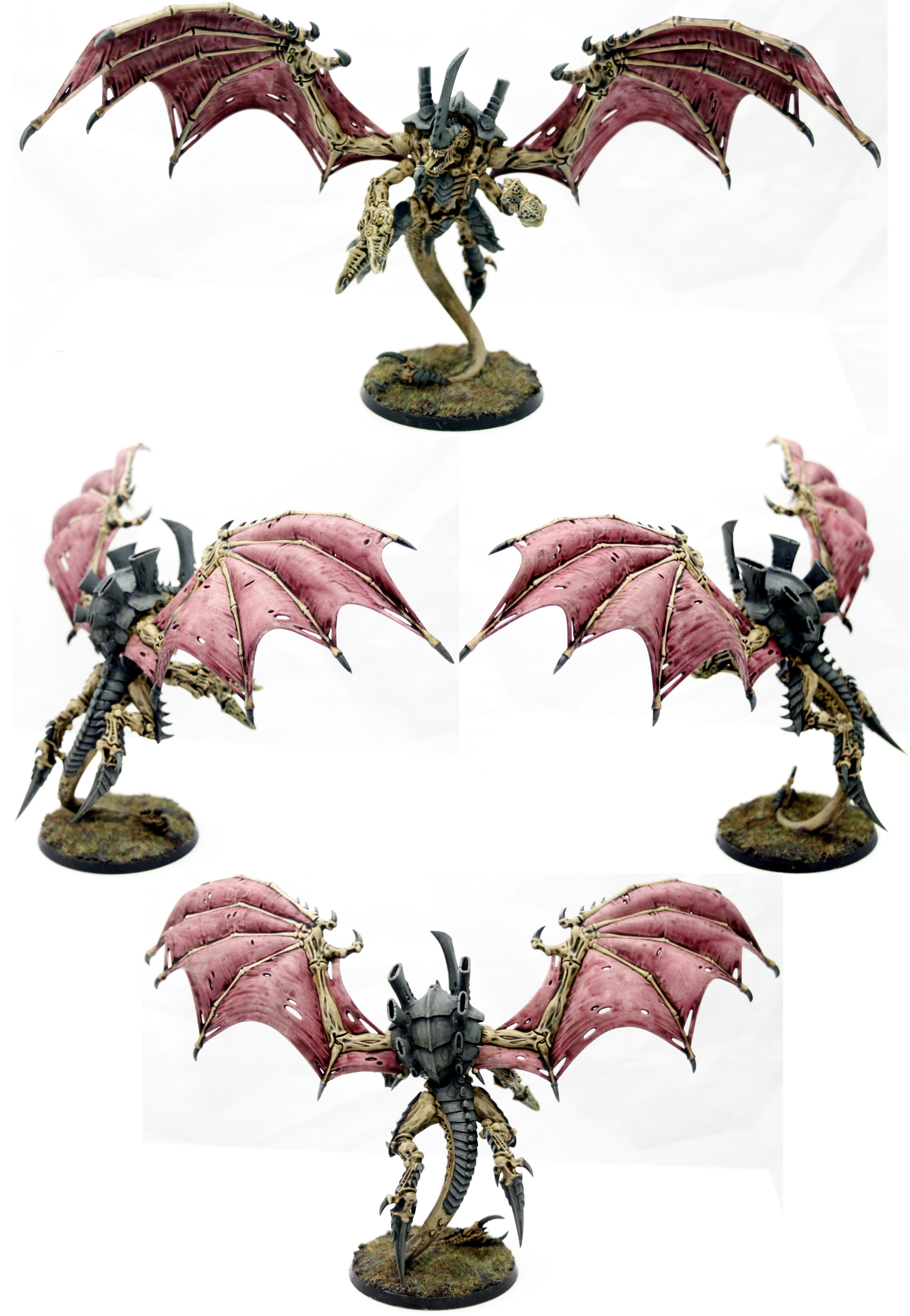 Hive, Hive Tyrant, Tyranids, Winged