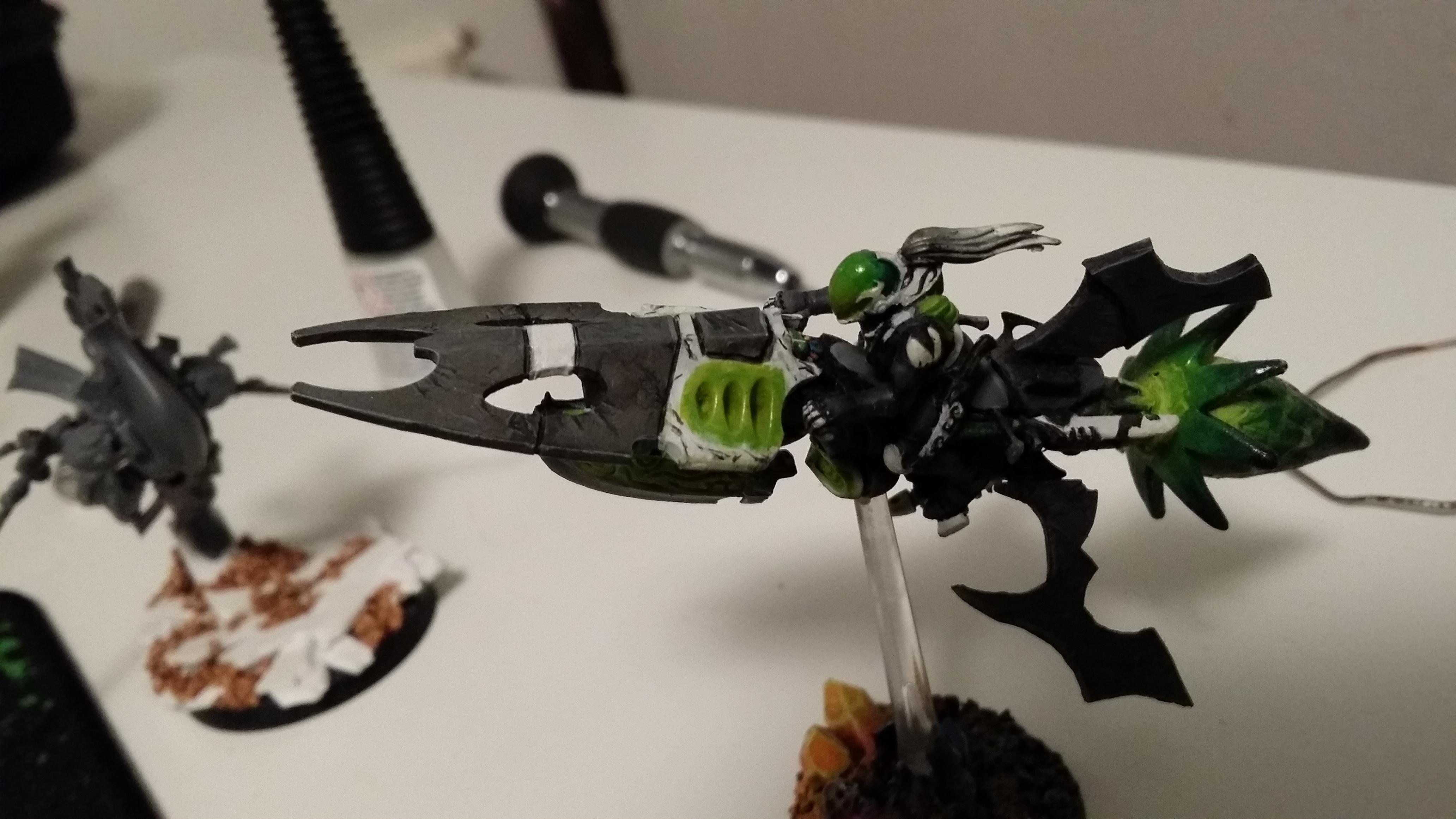 Eldar, Jetbike, Warhammer 40,000