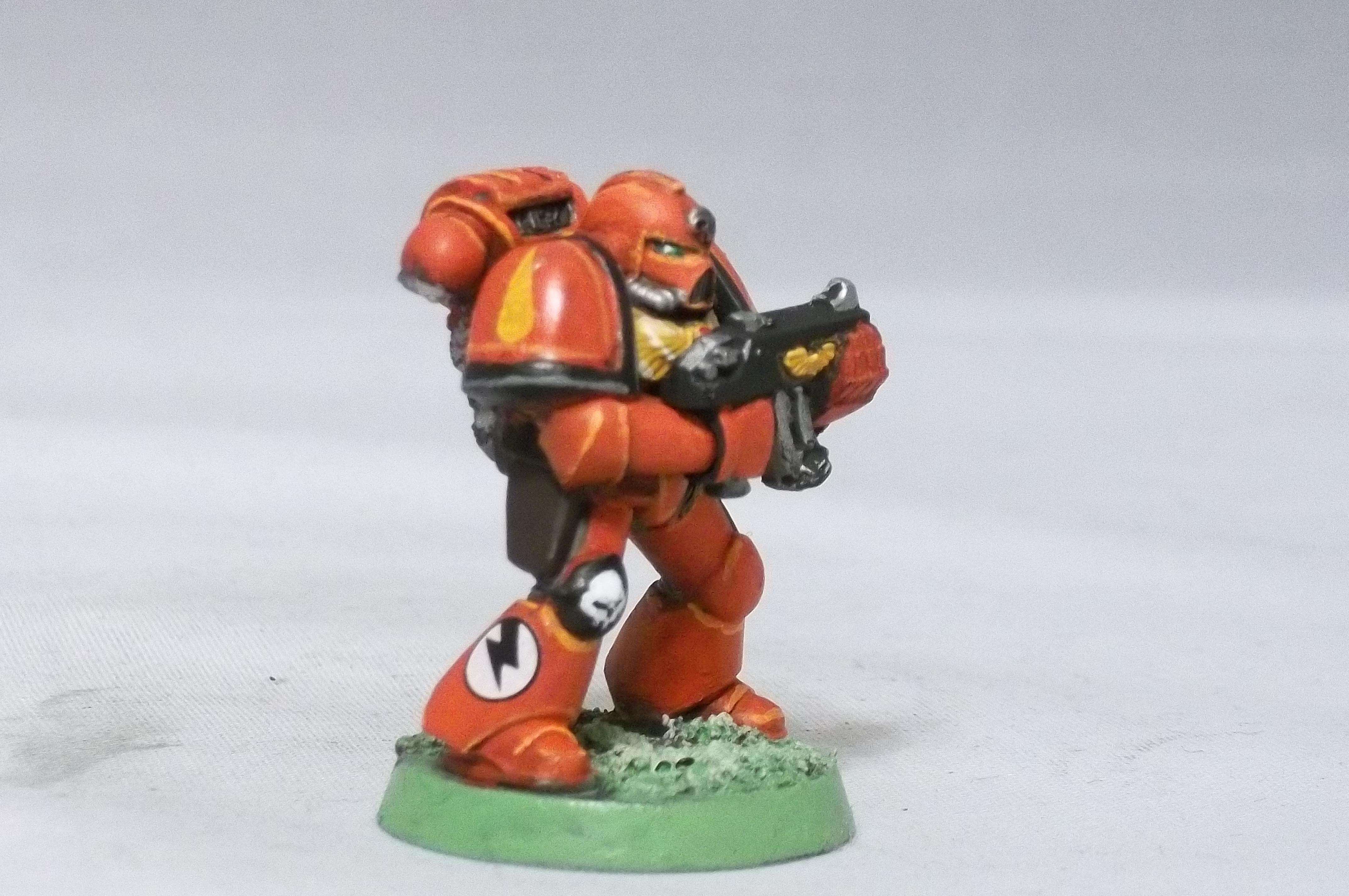 Blood Angels, Retro, Tactical Squad
