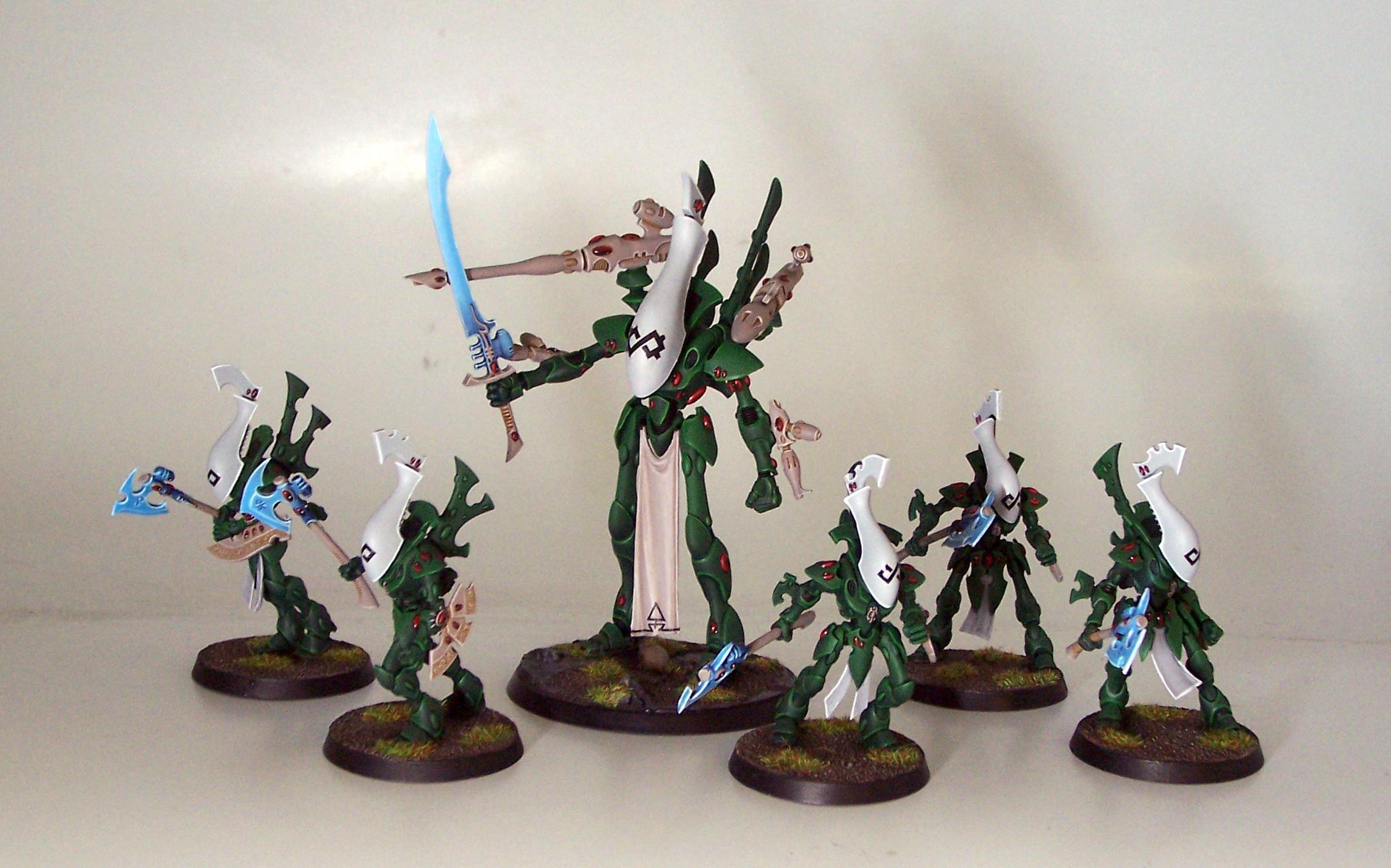 Beil Tan eldar Wraiths