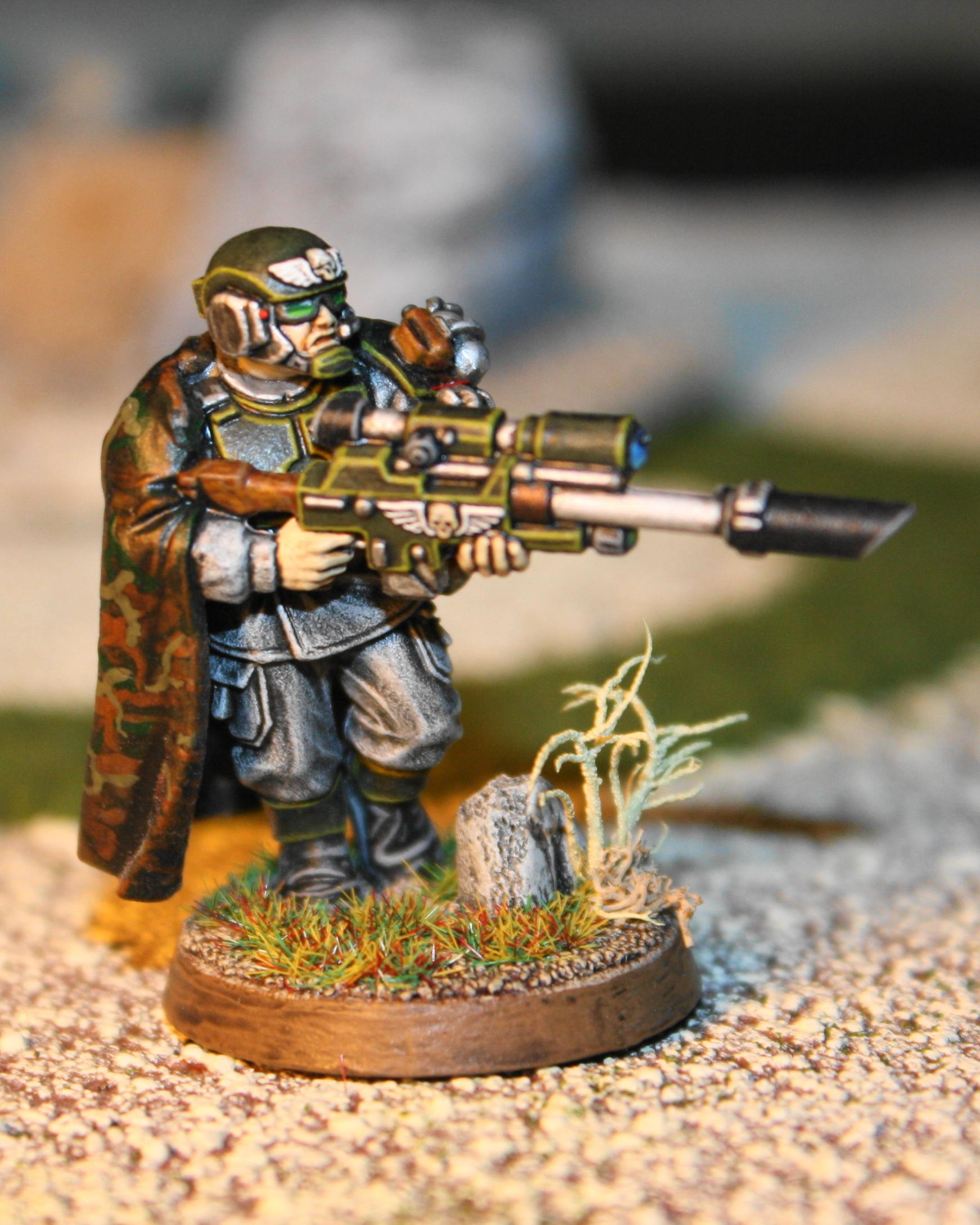 Cadians, Camo-cloak, Camouflage, Imperial Guard, Snipers