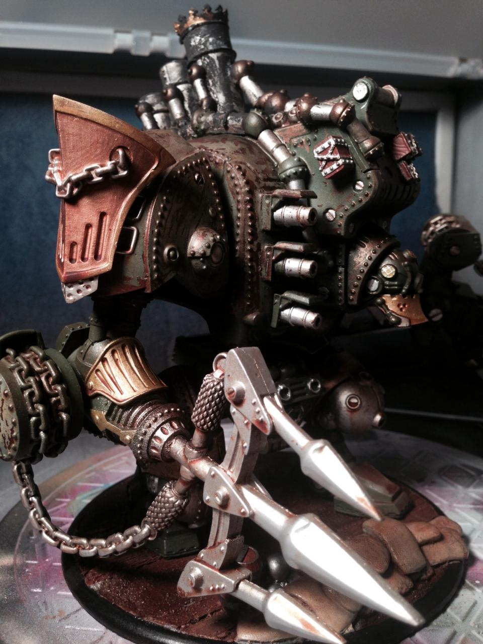 Colossal, Galleon, Privateer Press, Warmachine