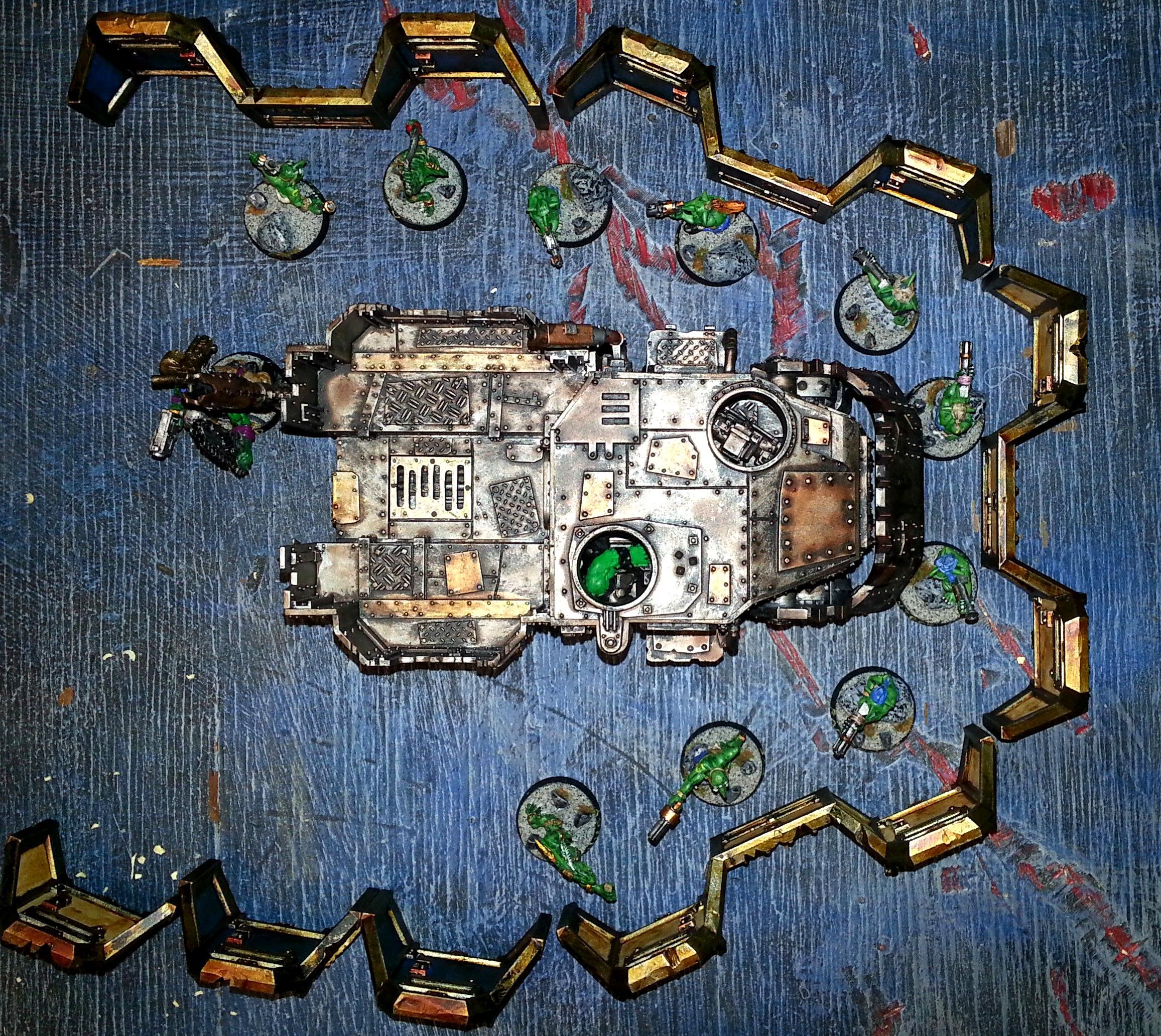 Ork Pill Box