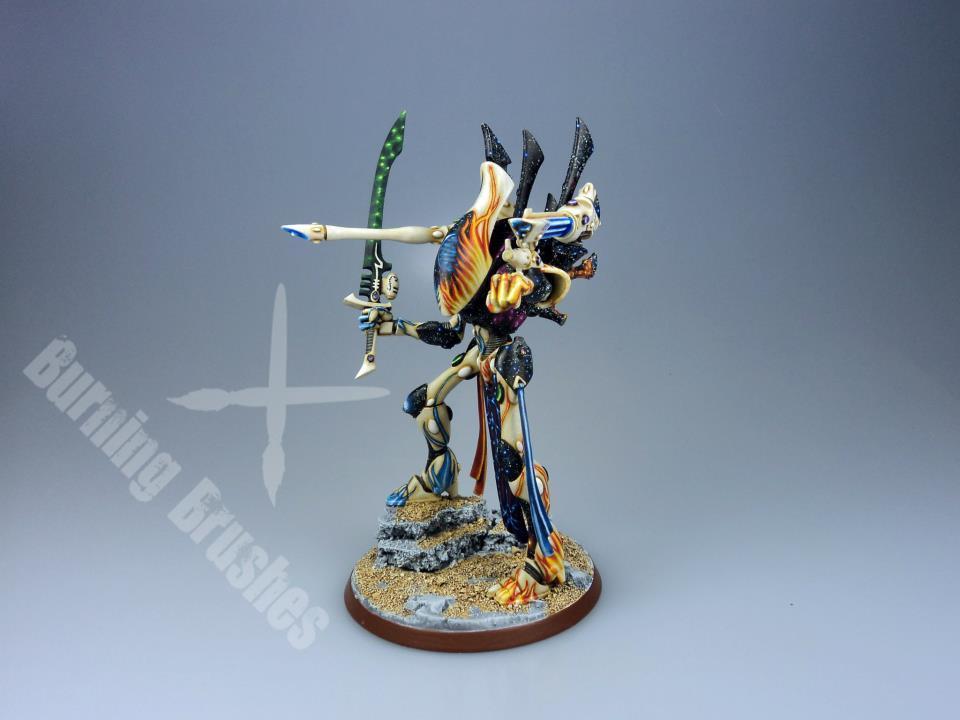 Eldar, Warhammer 40,000, Wraithlord