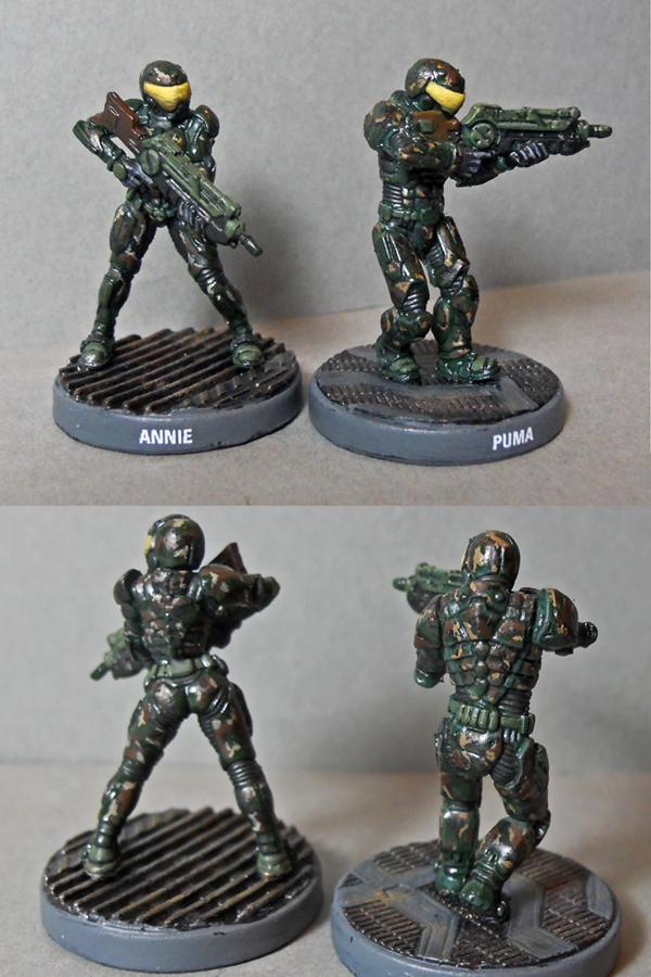 Camouflage, Sedition Wars, Vanguard