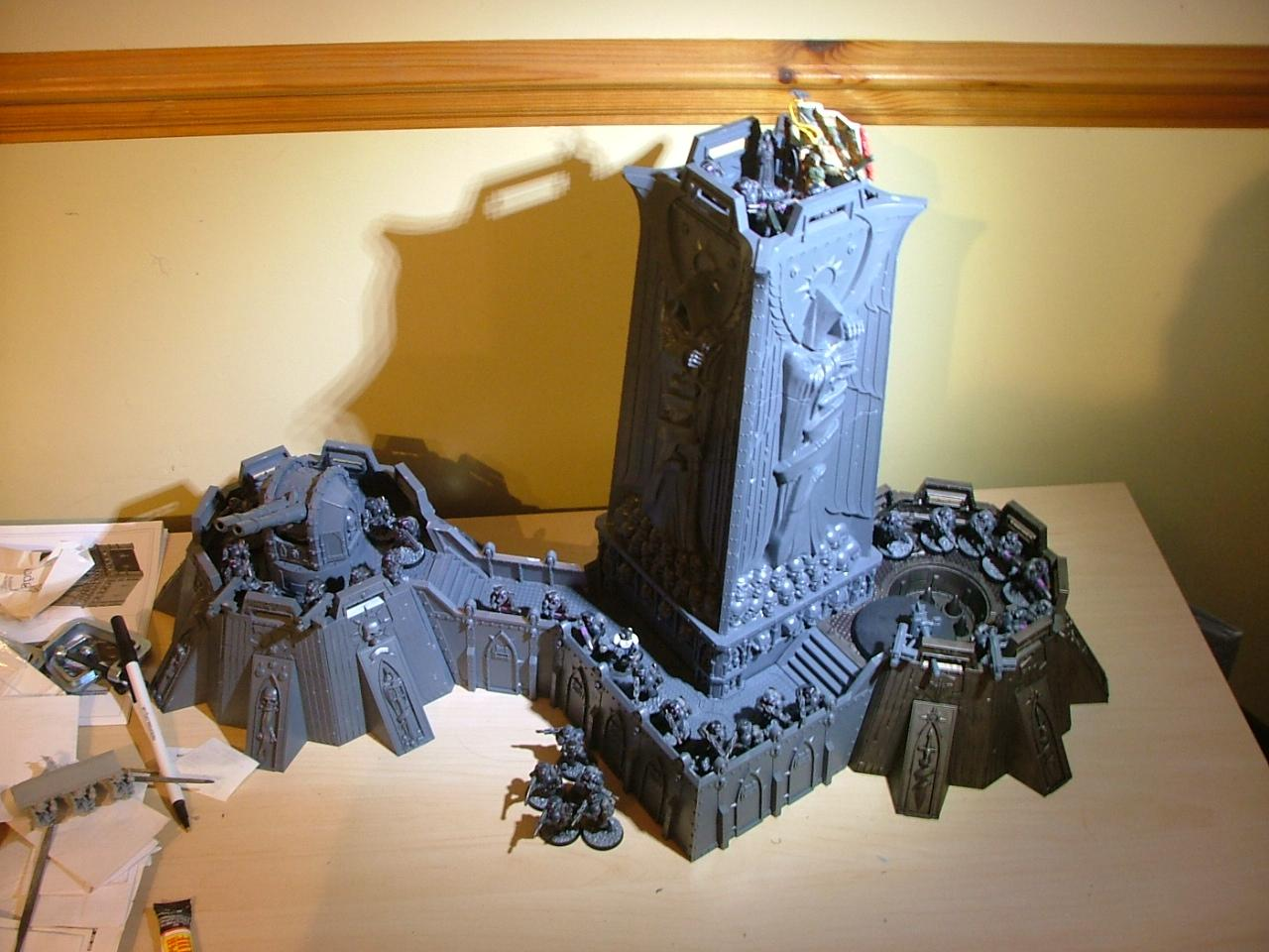 Fortress of redemption wip