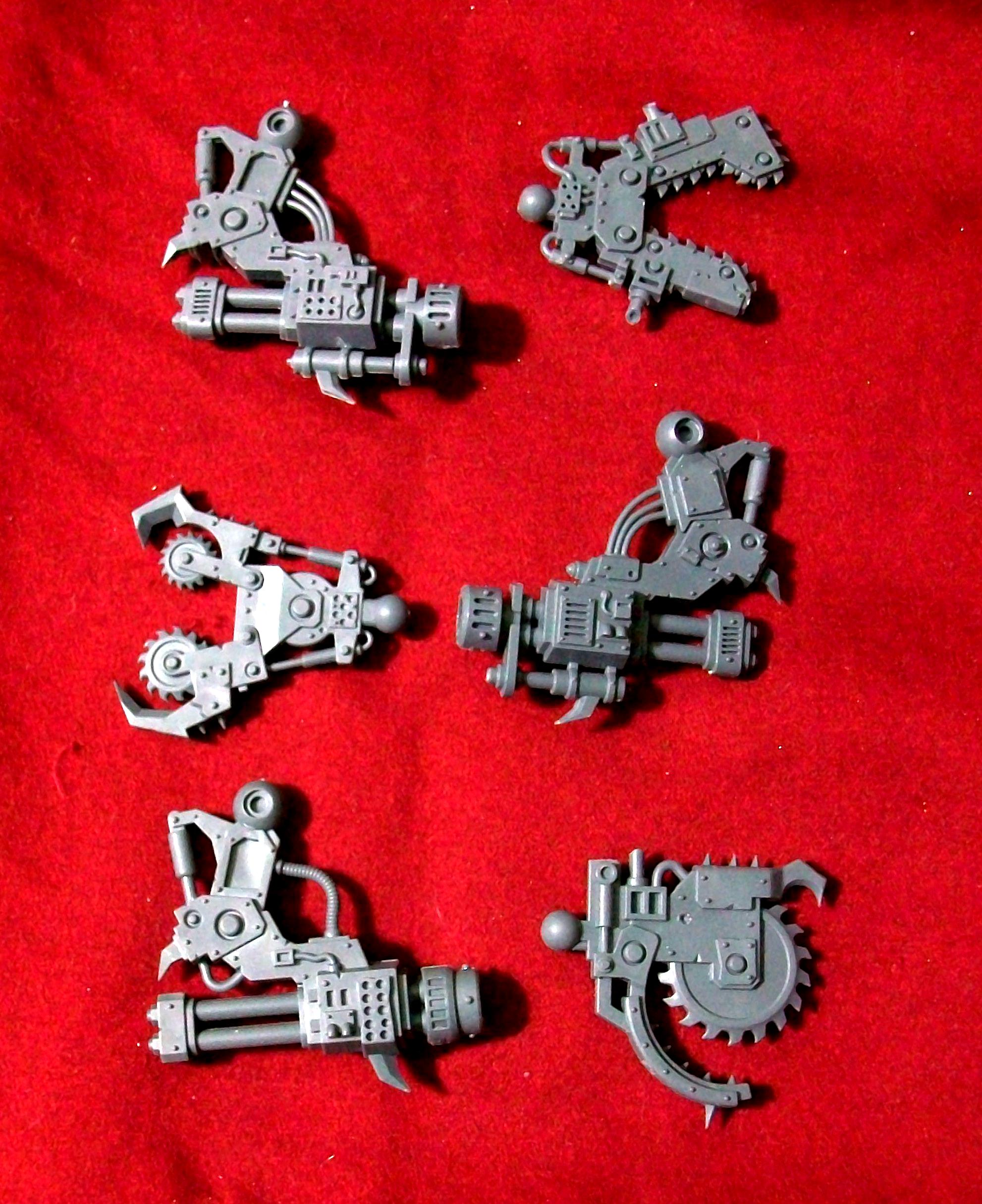 Arms, Bits, Deff Dread, Devestators, For Sale, Havocs, Inquisitor, Orks, Sale, Space Marines, Trade