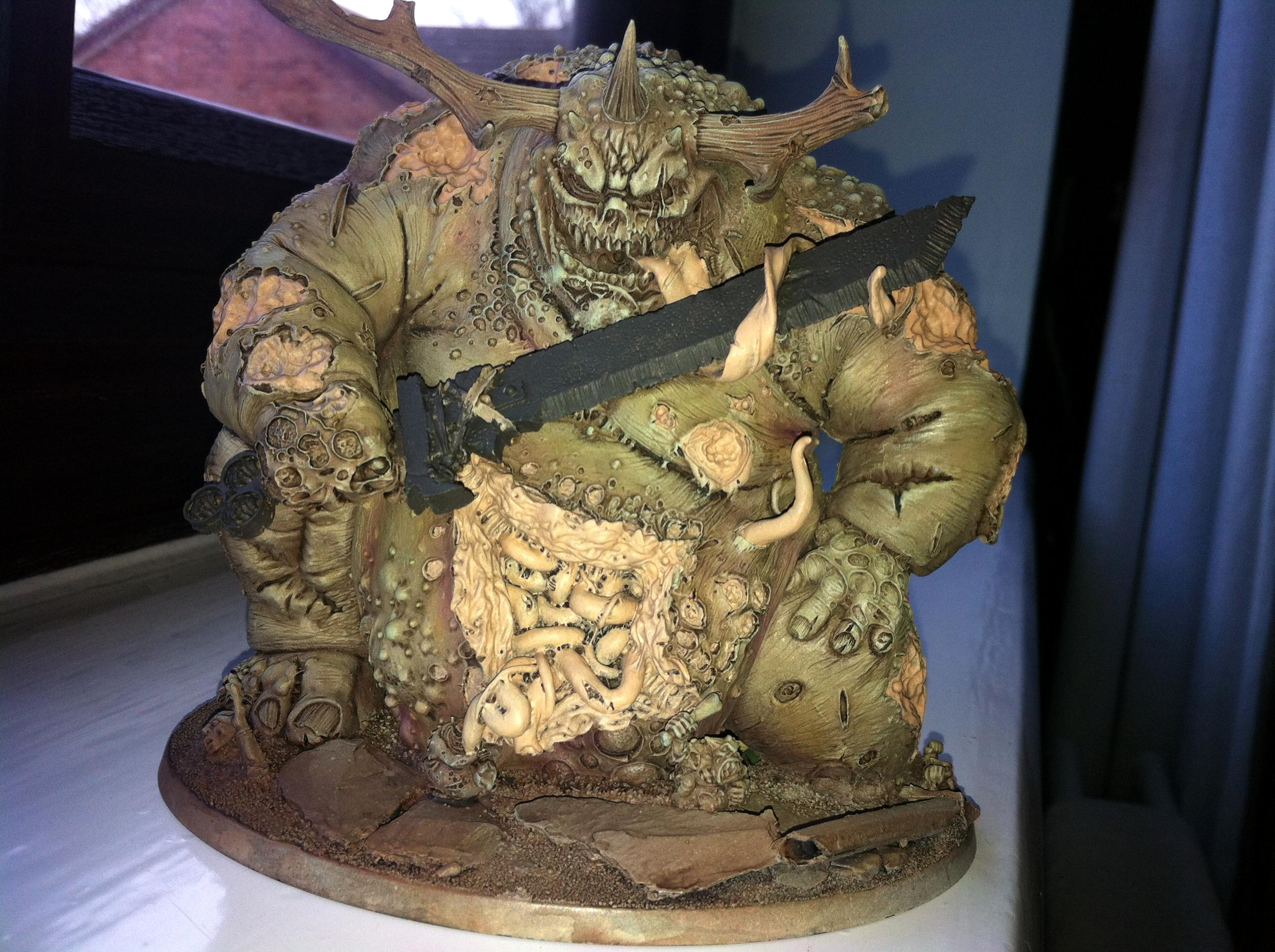 Chaos, Daemons, Great Unclean One, Guo, Nurgle