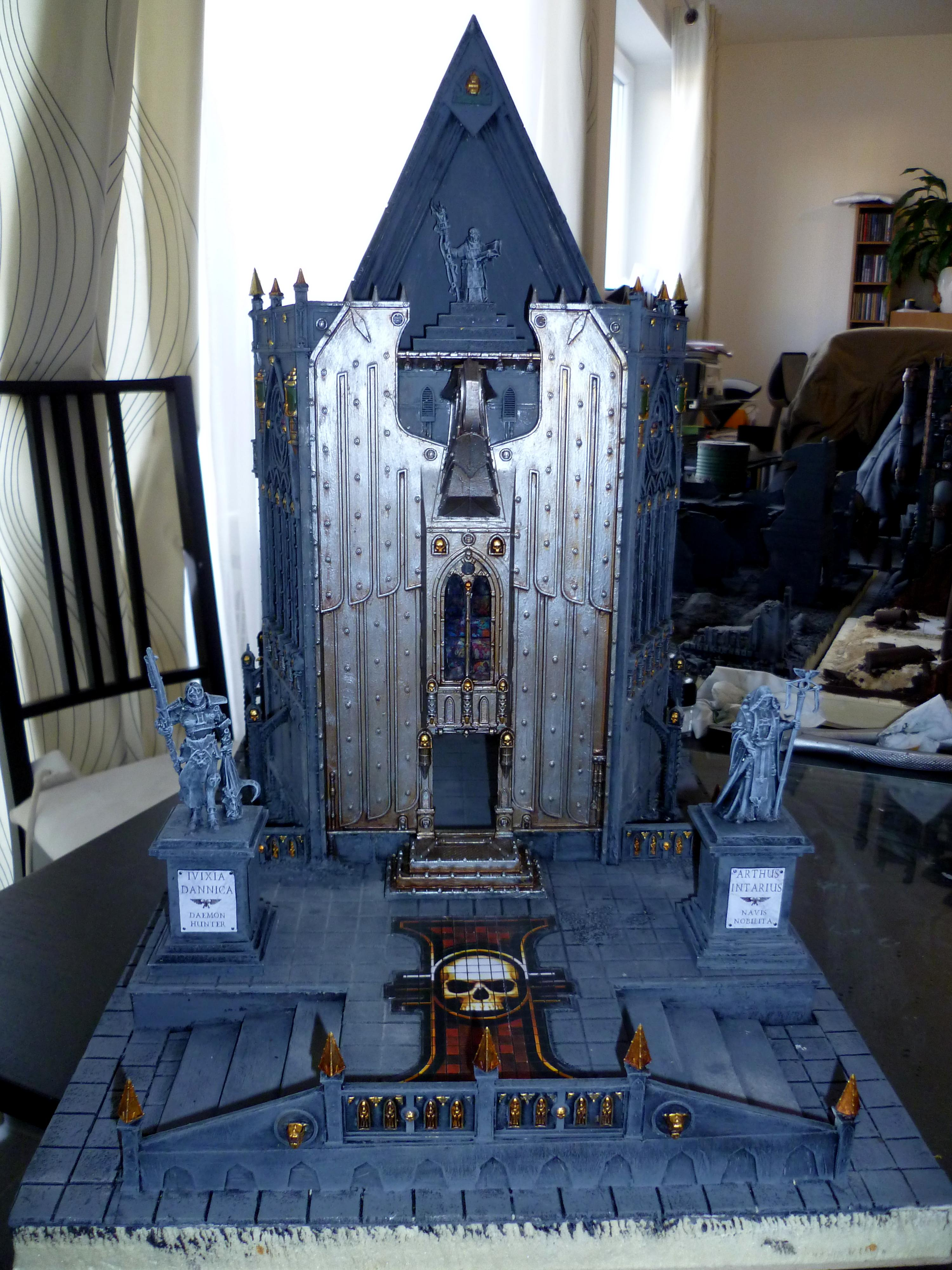 Cathedral, Cities Of Death, Imperial, Terrain