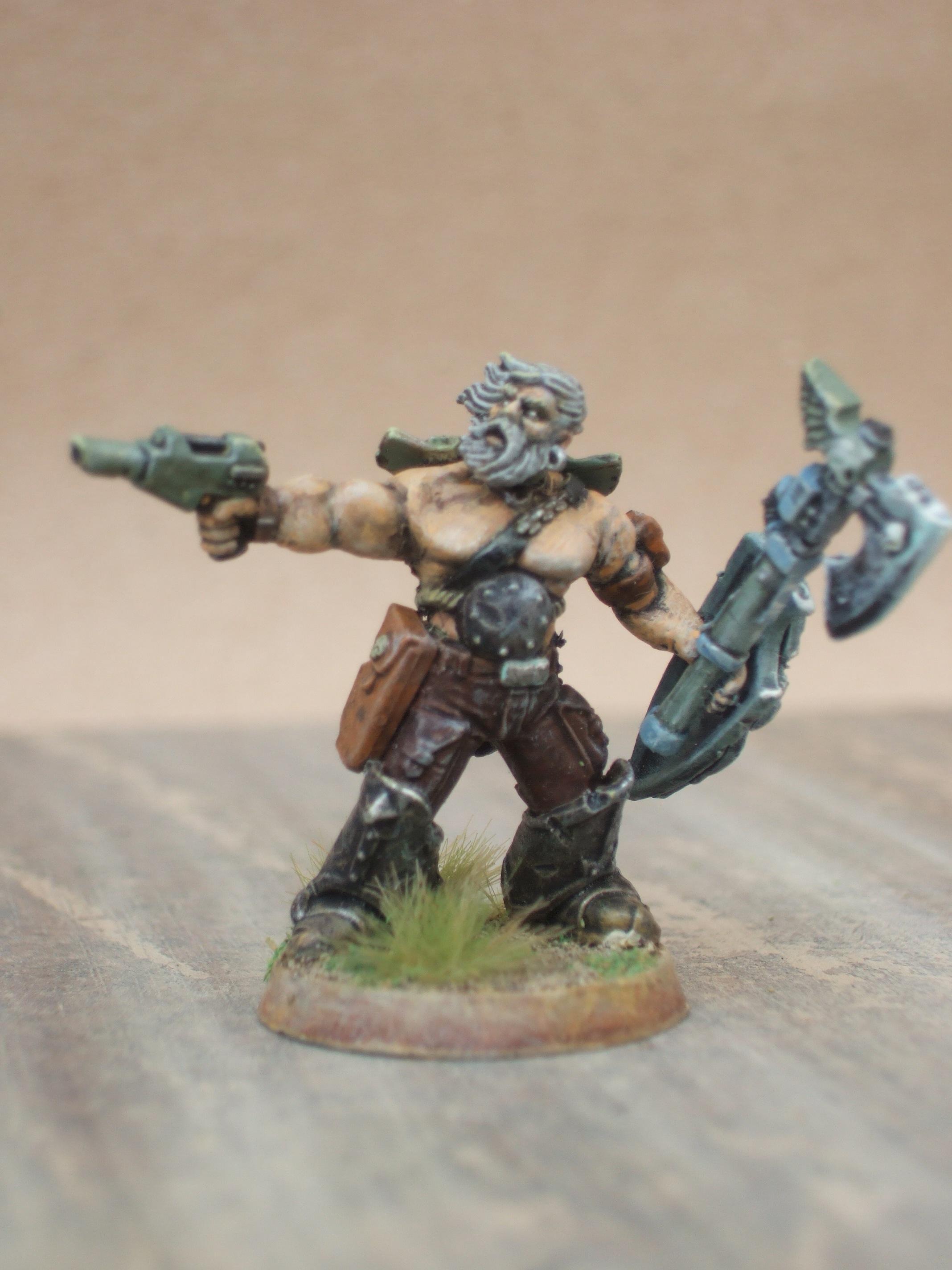 Imperial Warrior, Lost warrior